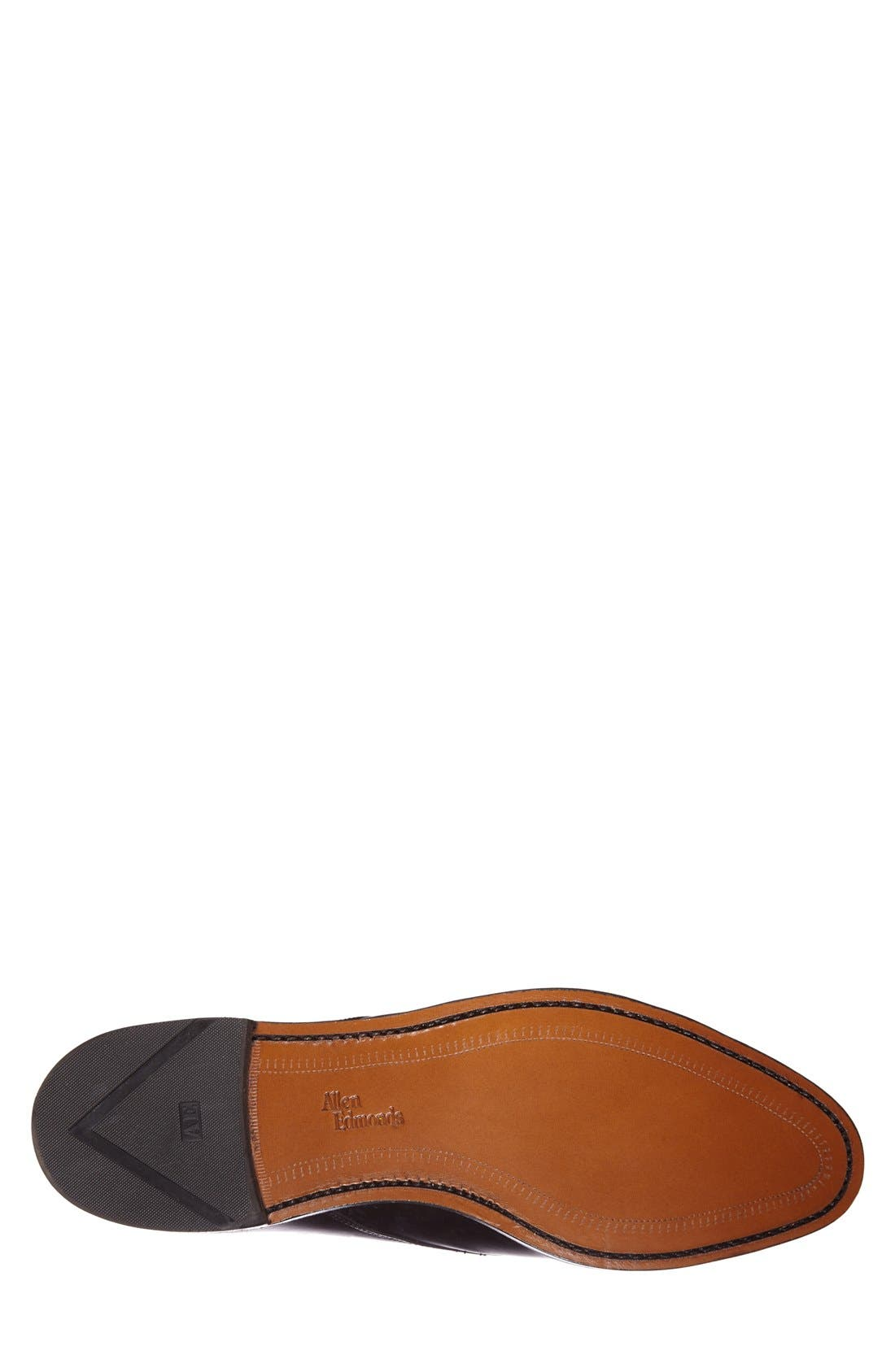 'Clifton' Blucher,                             Alternate thumbnail 4, color,                             Black