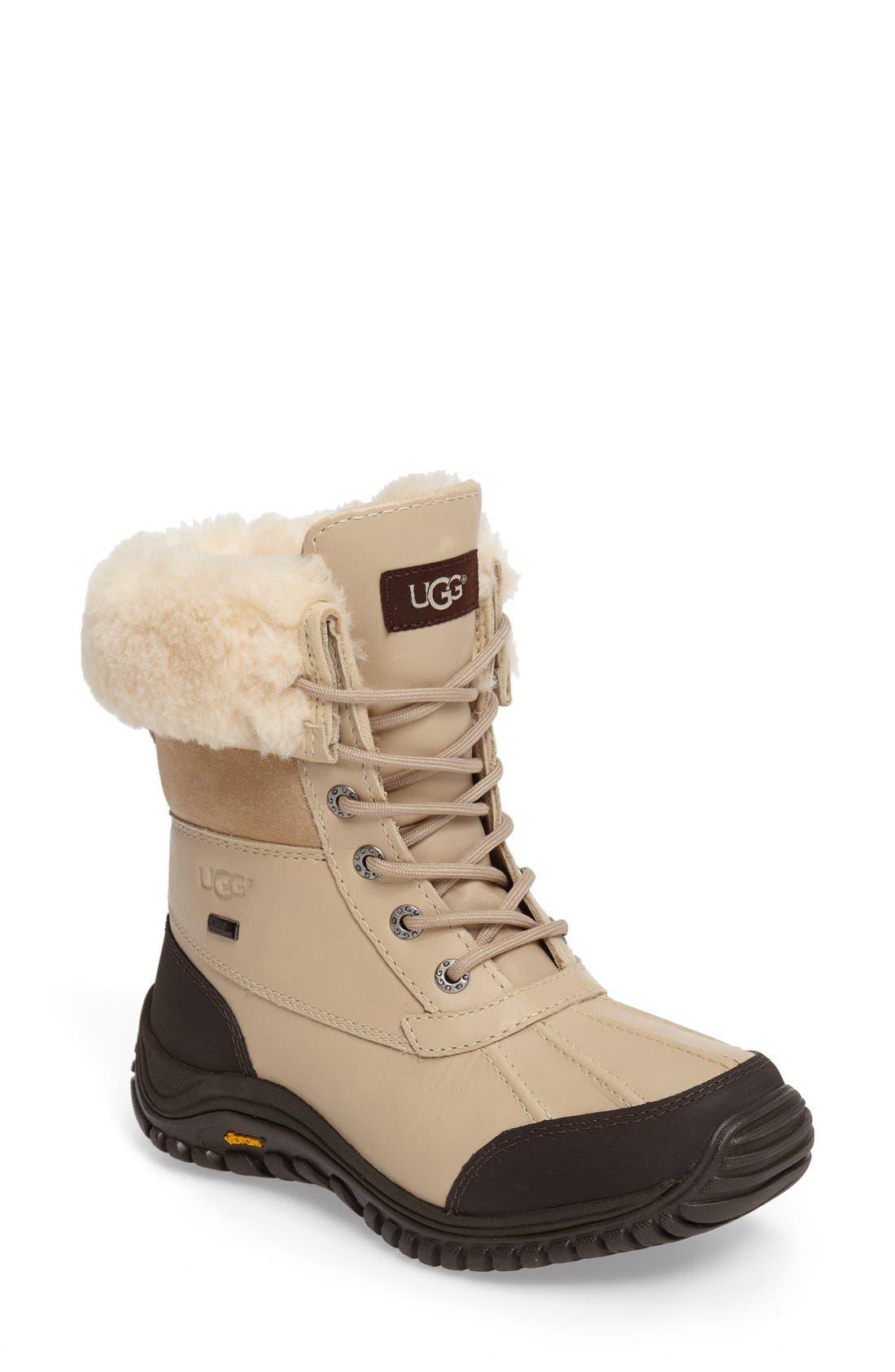 Main Image - UGG® Adirondack II Waterproof Boot (Women)