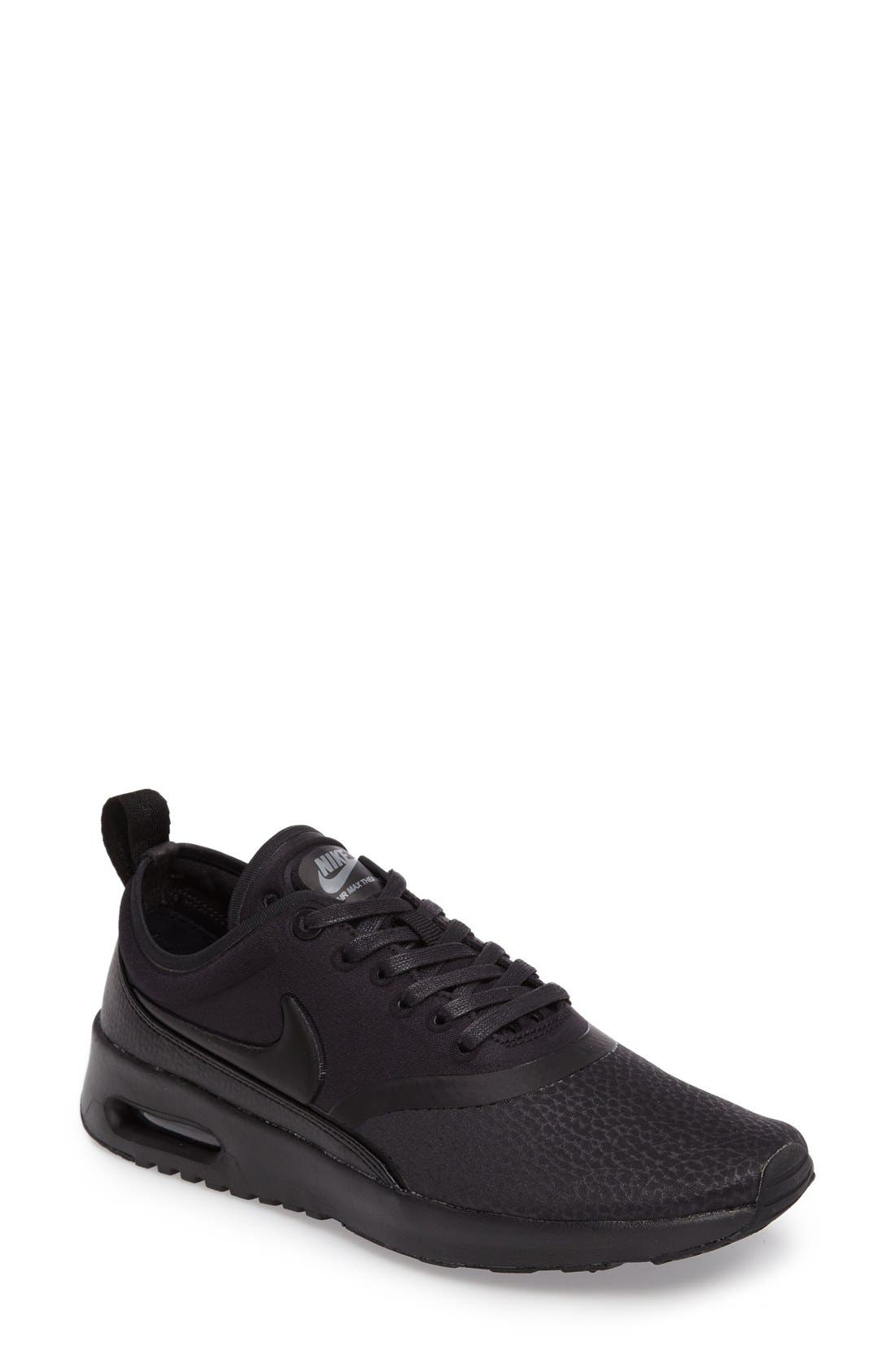 Alternate Image 1 Selected - Nike Air Max Thea Ultra Premium Sneaker (Women)