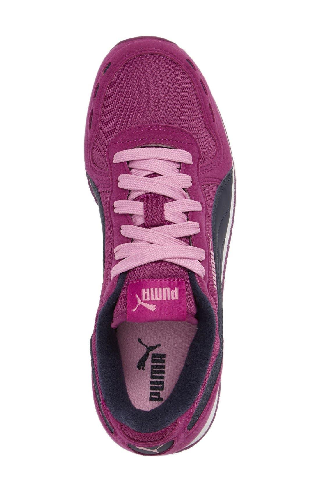 Alternate Image 3  - PUMA Cabana Racer Sneaker (Big Kid)