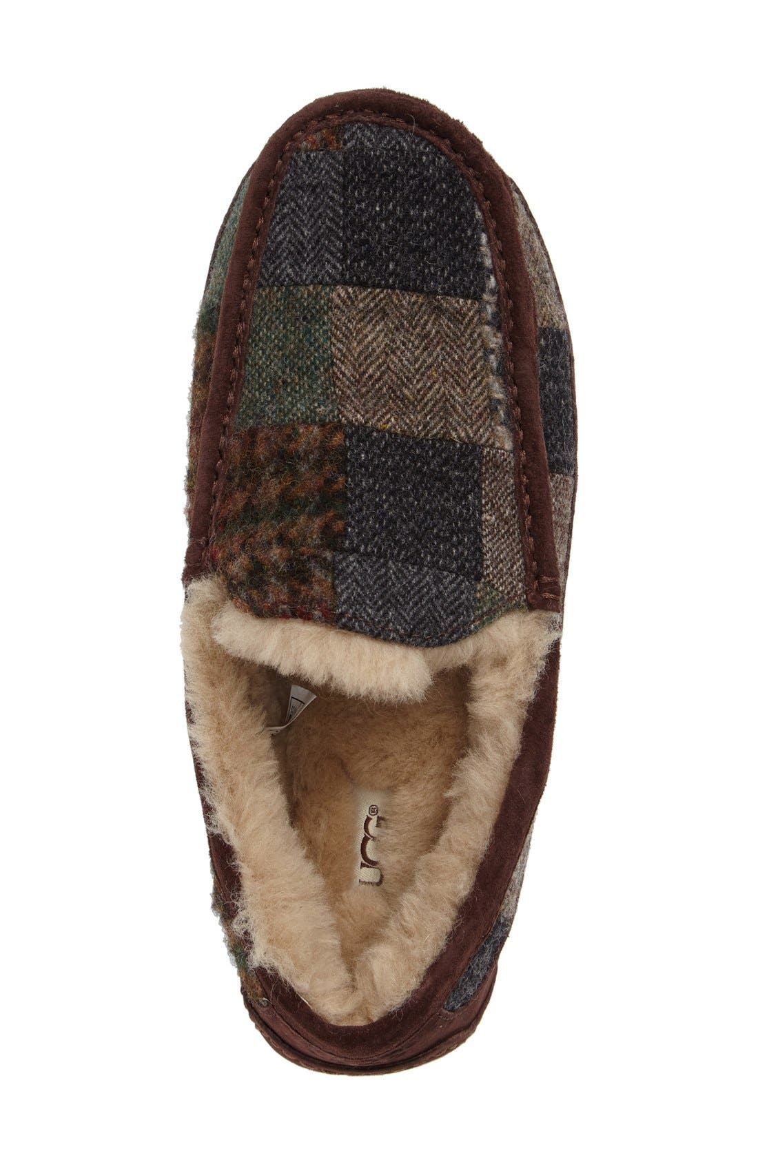 Alternate Image 3  - UGG® Ascot UGGpure Slipper (Men)