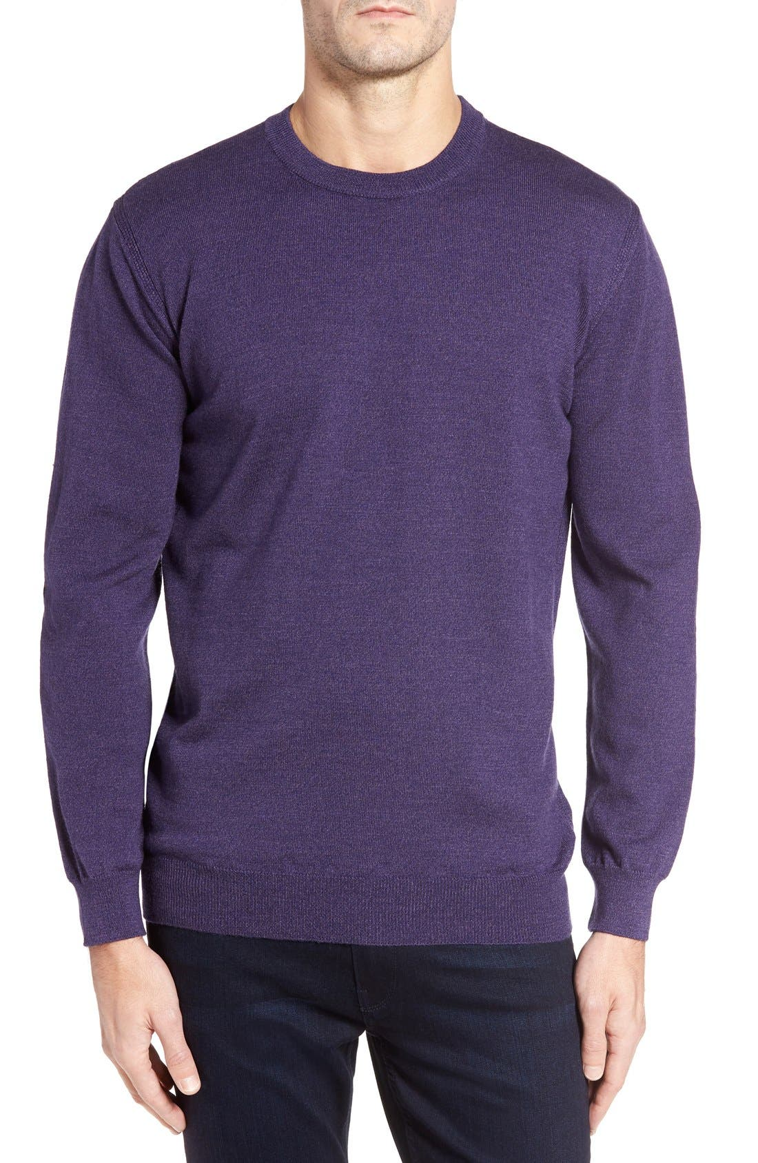 Bugatchi Merino Wool Sweater