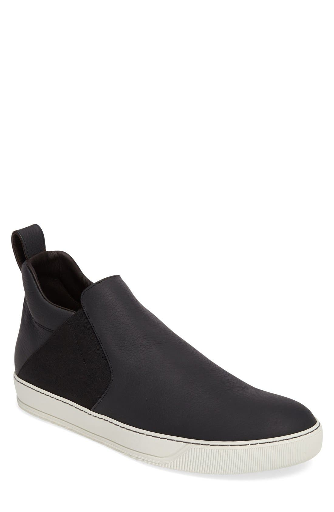 Alternate Image 1 Selected - Lanvin Mid Slip-On Sneaker (Men)