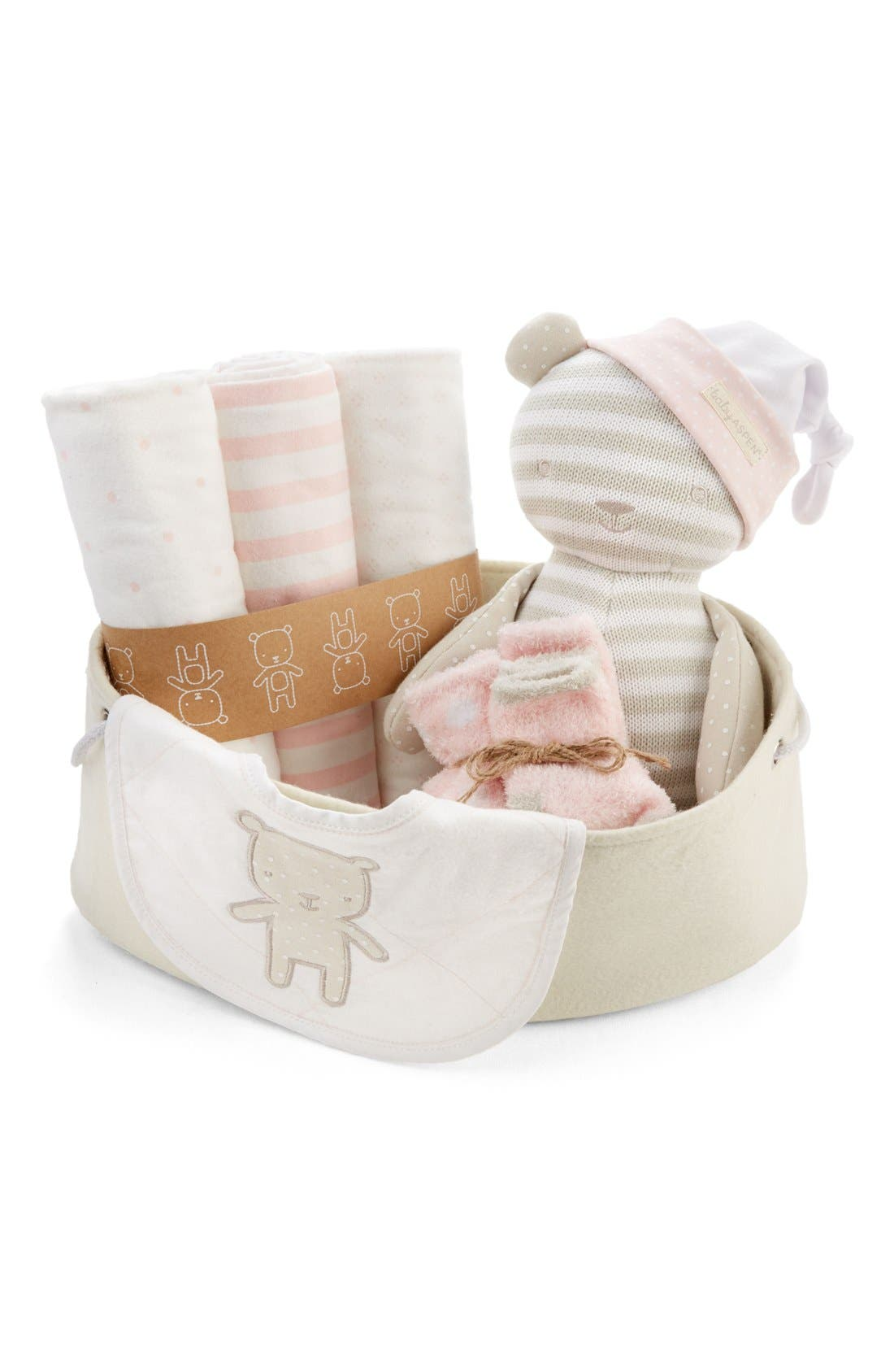 Alternate Image 1 Selected - Baby Aspen Beary Special 10-Piece Gift Set (Baby)