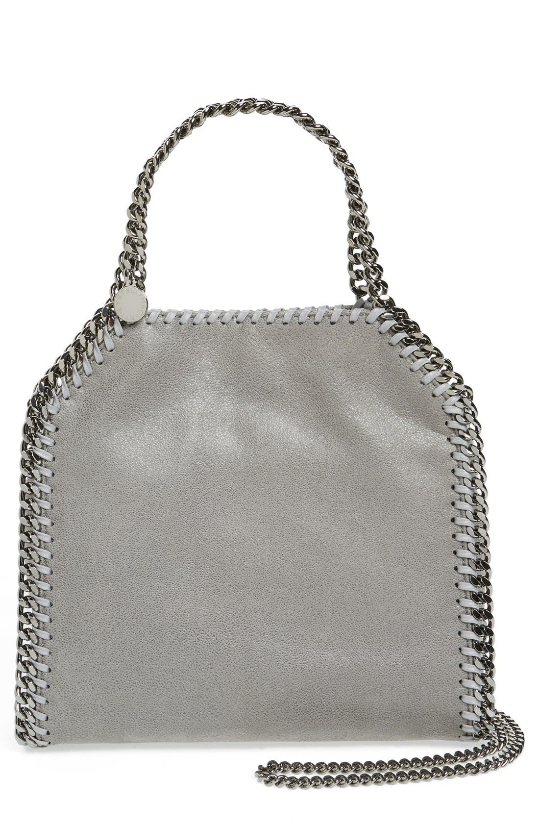 Alternate Image 1 Selected - Stella McCartney 'Mini Falabella - Shaggy Deer' Faux Leather Tote