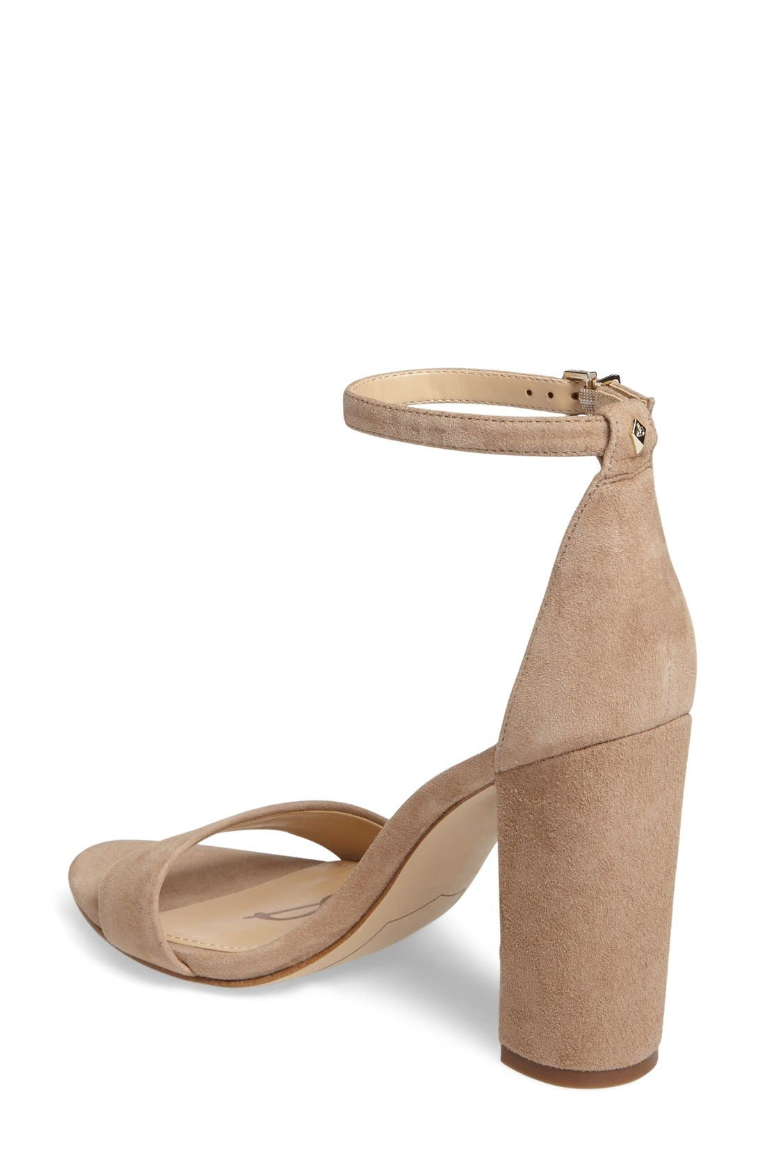 Alternate Image 2  - Sam Edelman Yaro Ankle Strap Sandal (Women)