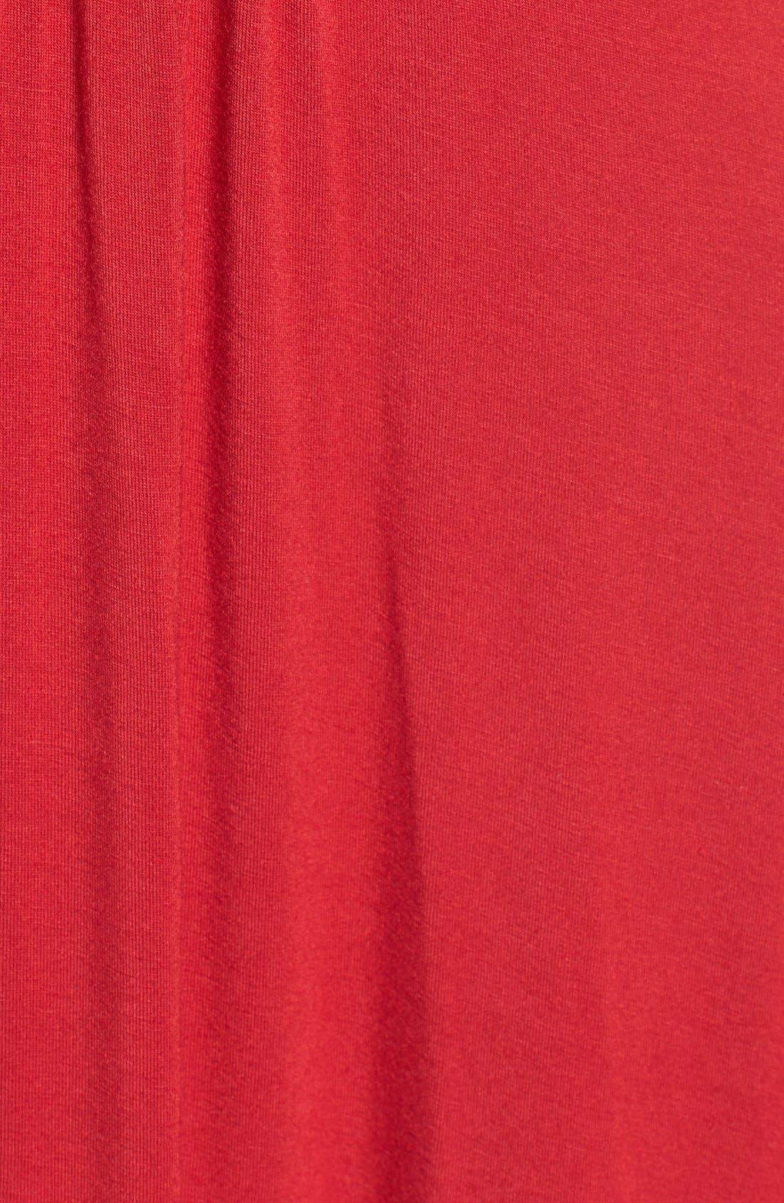 Alternate Image 5  - Caslon® Knit Maxi Dress (Regular & Petite)