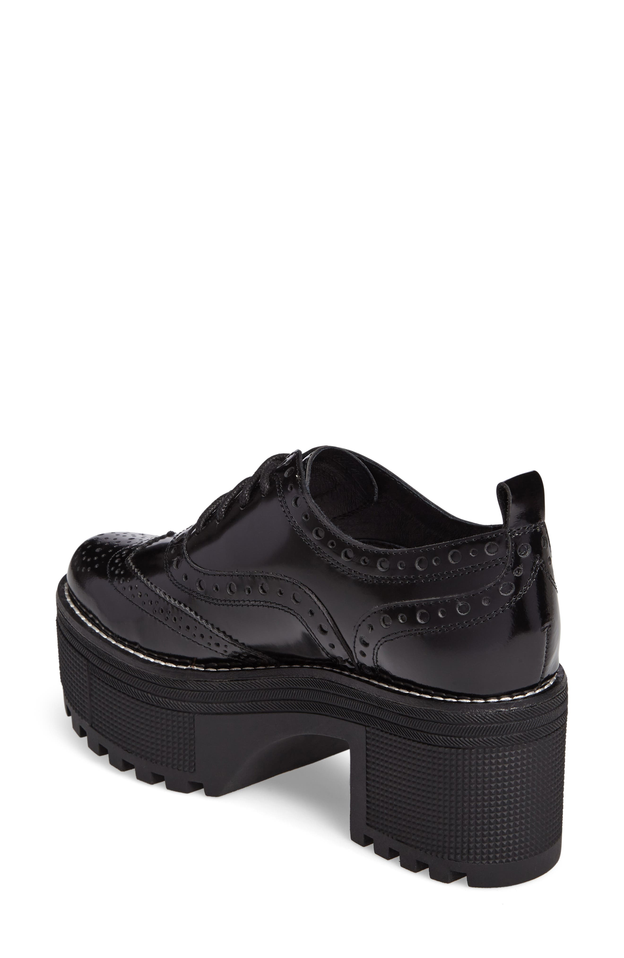 Alternate Image 2  - Jeffrey Campbell Rudeboy Oxford (Women)