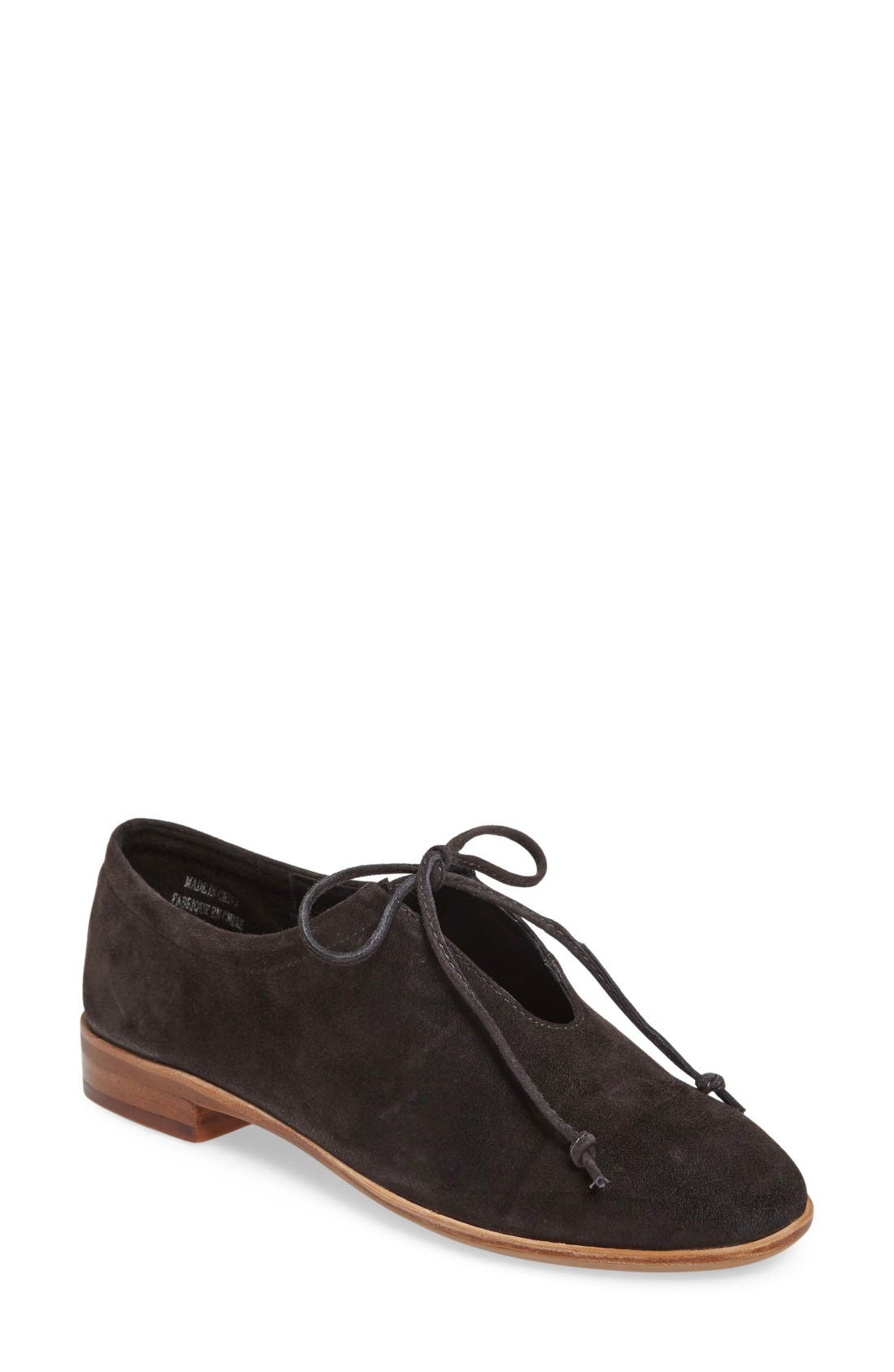 Jeffrey Campbell 'Prieto' Open Vamp Oxford