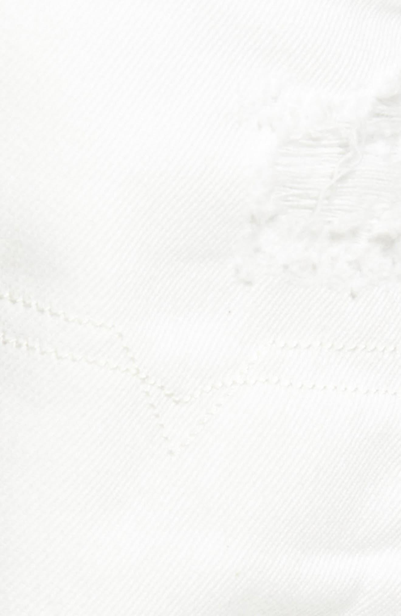 Alternate Image 5  - DIESEL® Buster Slim Straight Leg Jeans (680K)