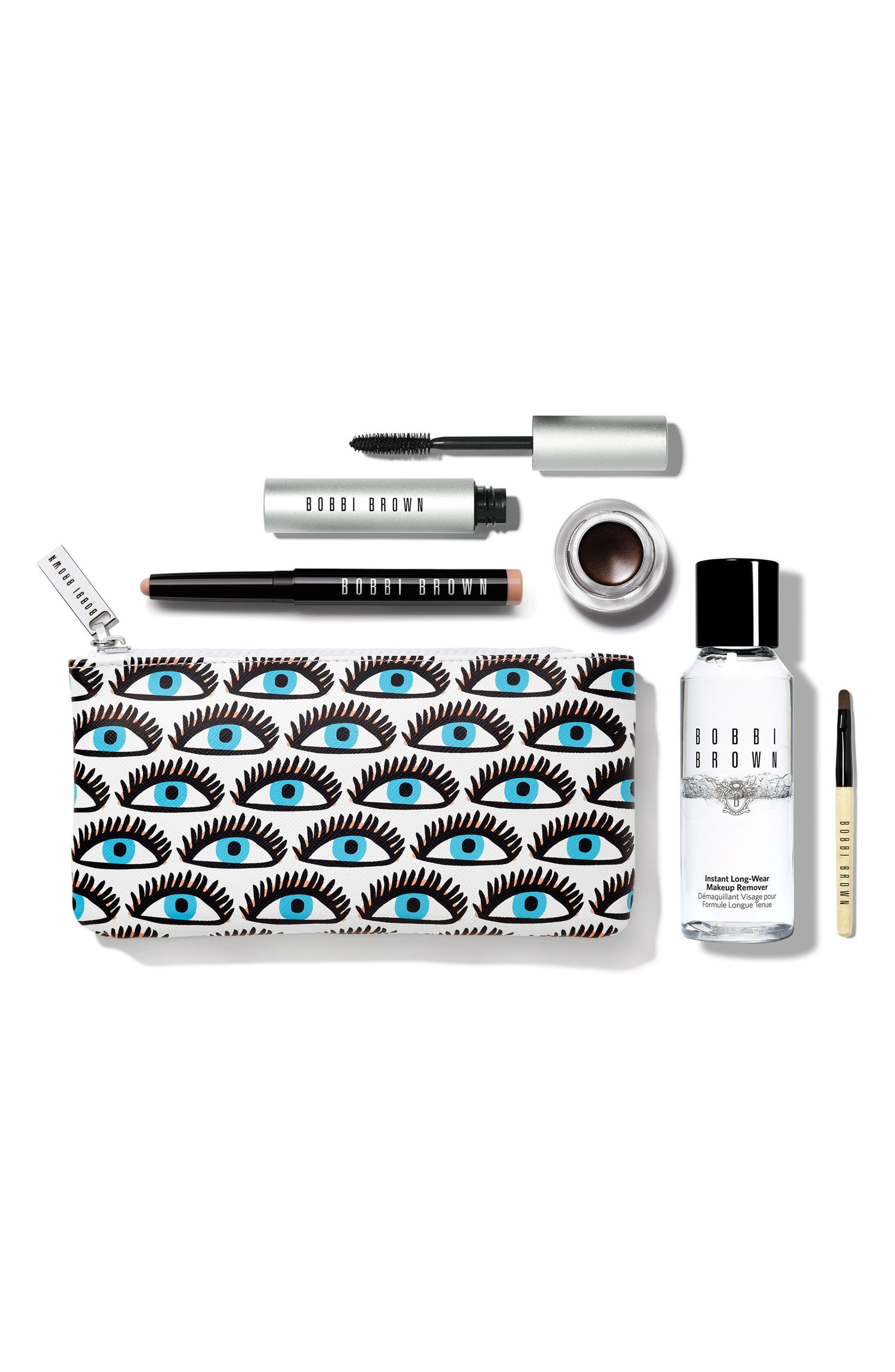 Bobbi Brown Be Who You Are How to Do a Smoky Eye Set (Nordstrom Exclusive) ($137 Value)