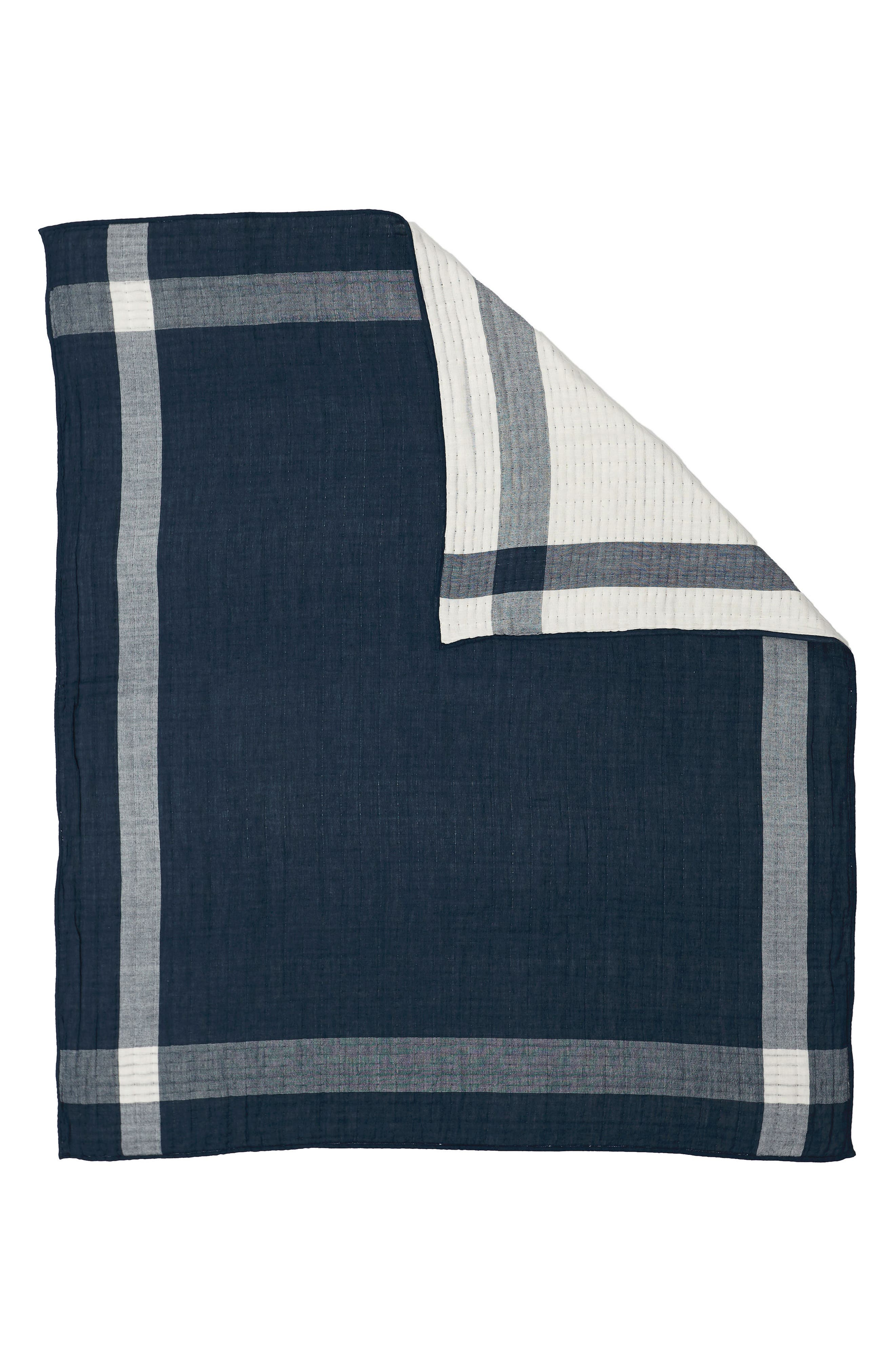 Sidekick Blanket,                             Main thumbnail 1, color,                             Navy