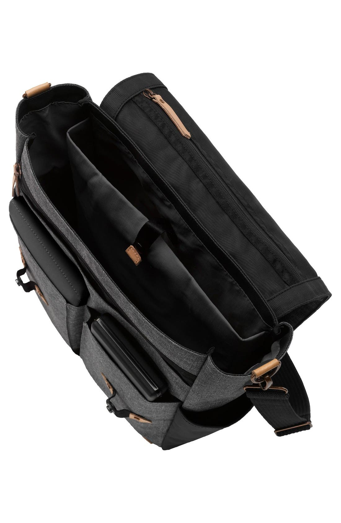 Alternate Image 3  - Petunia Pickle Bottom Pathway Backpack Diaper Tote