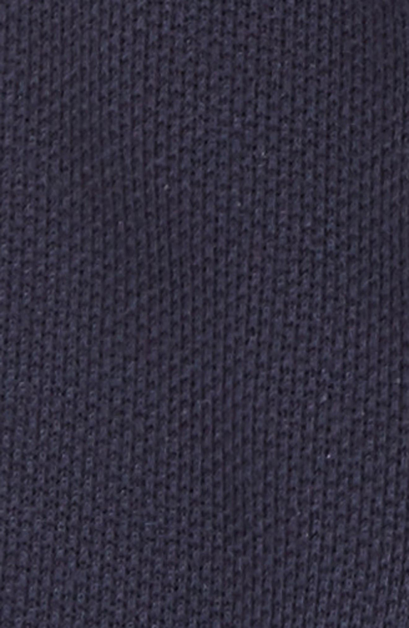 Knit Blazer with Pocket Square,                             Alternate thumbnail 2, color,                             Navy