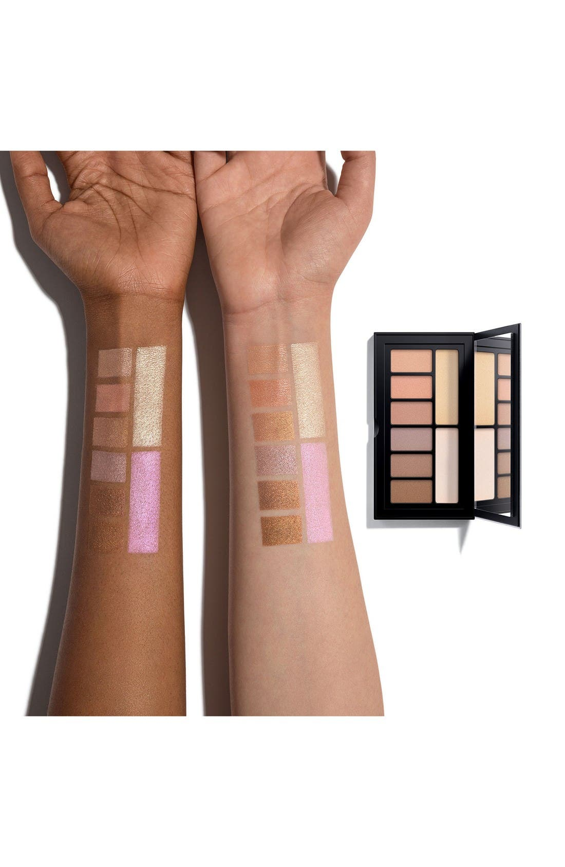 Alternate Image 4  - Smashbox Cover Shot Softlight Eyeshadow Palette