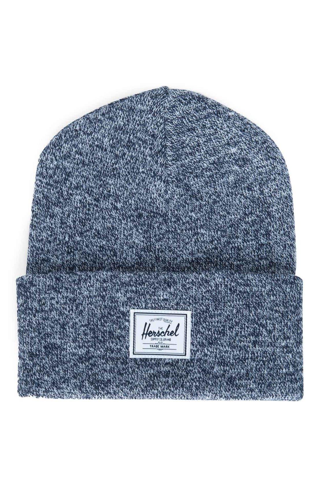 Alternate Image 1 Selected - Herschel Supply Co. Elmer Knit Beanie