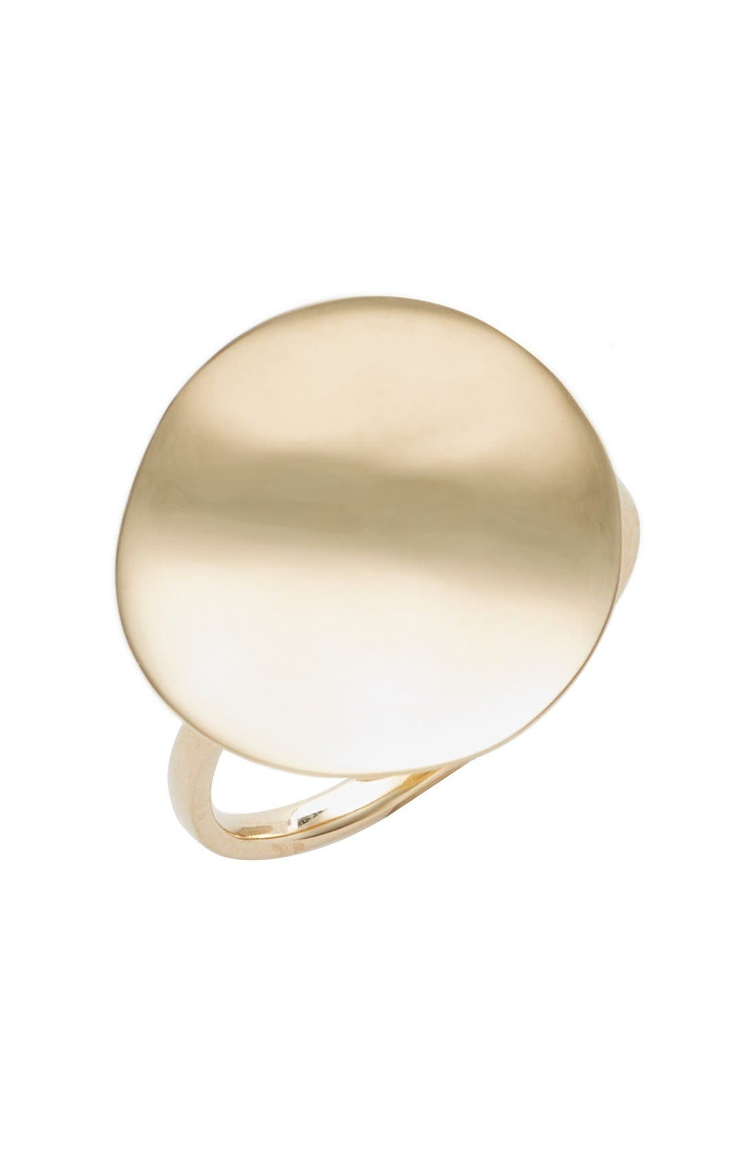 Bony Levy Large Concave Ring (Nordstrom Exclusive)