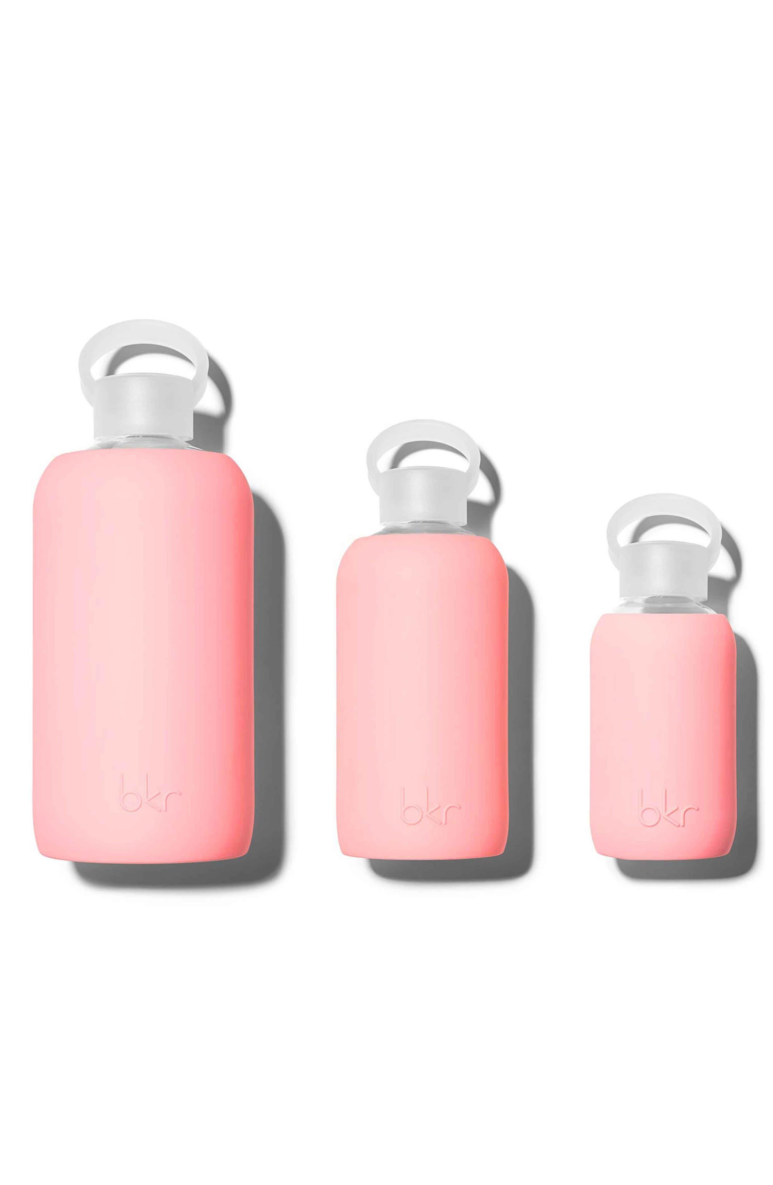 Alternate Image 3  - bkr® 32-Ounce Glass Water Bottle