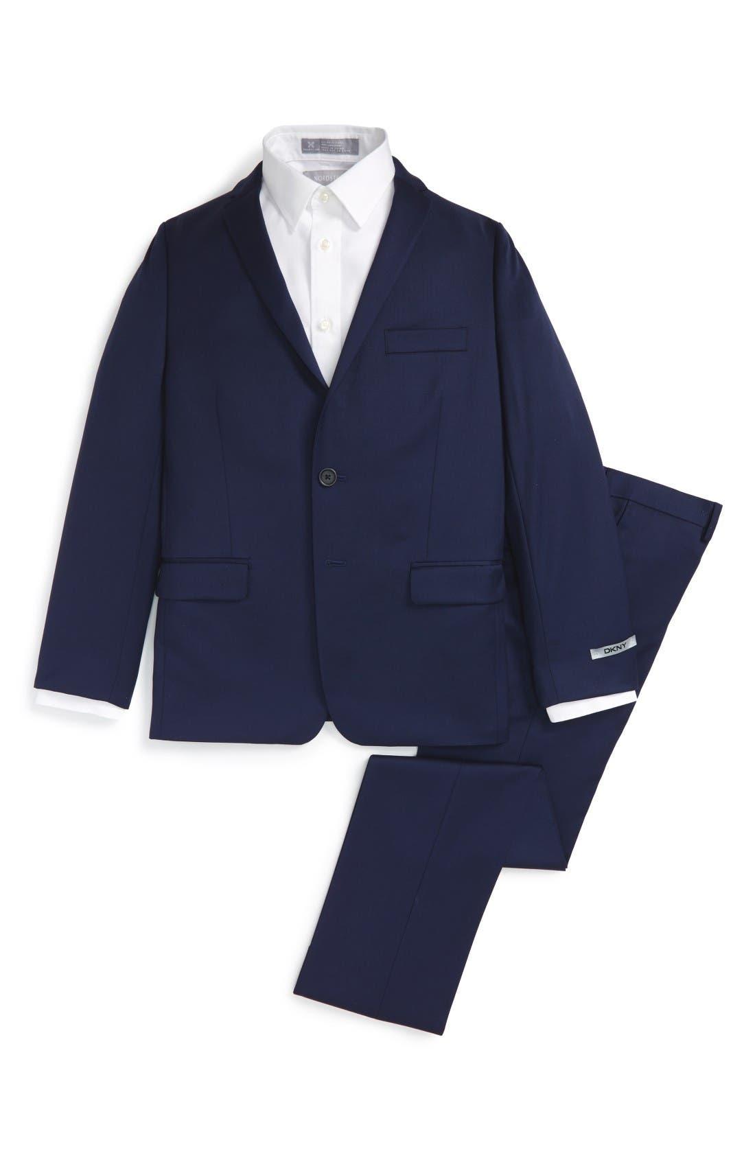 DKNY Wool Suit