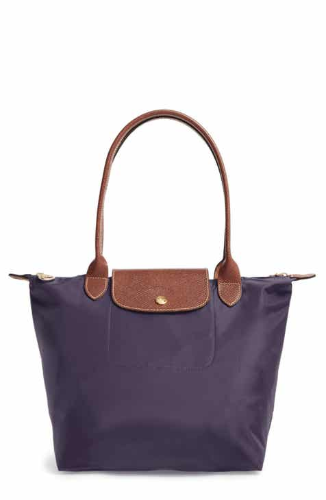 6da945511192d Purple Longchamp Bags
