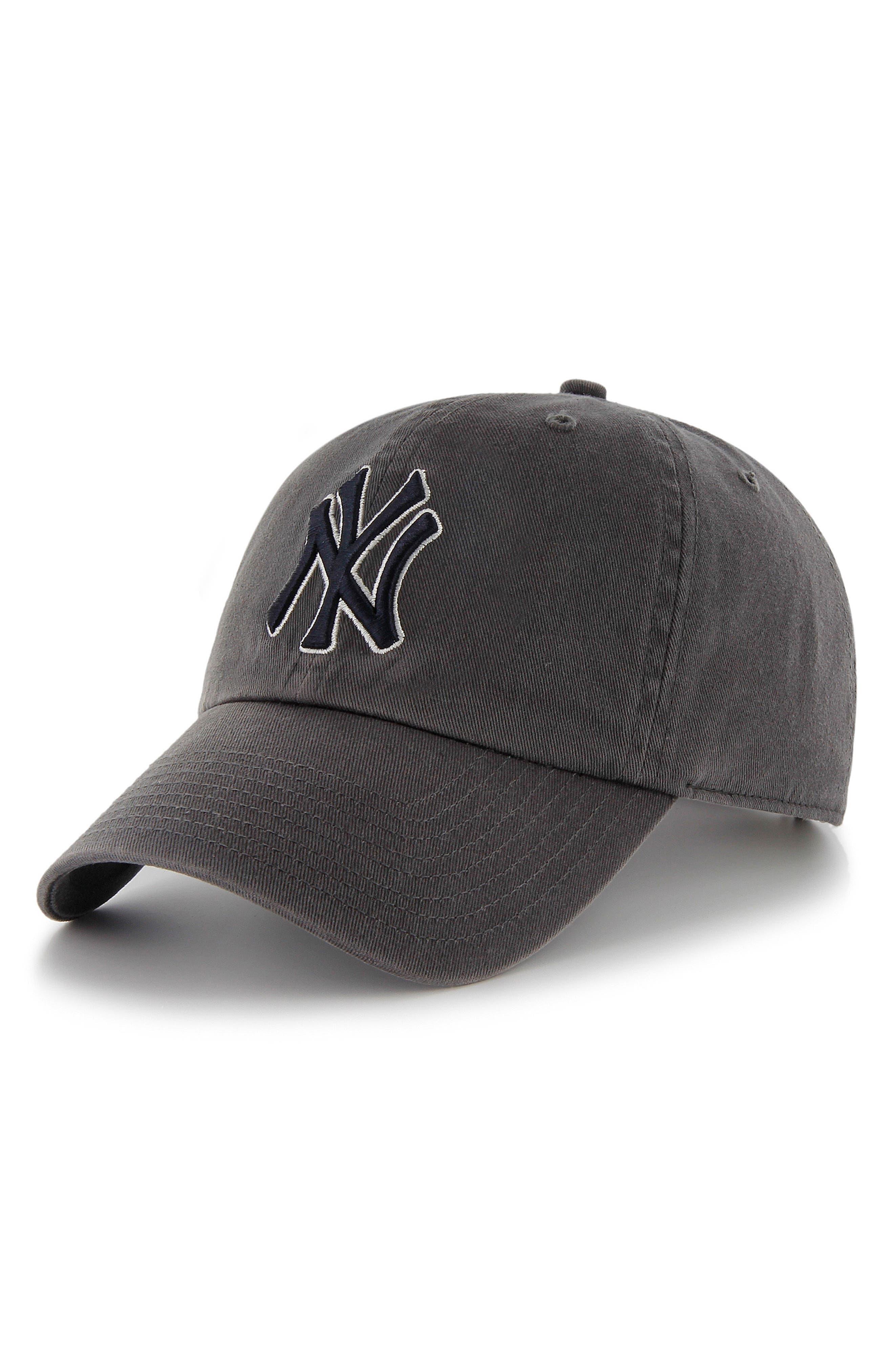 47 Clean Up NY Yankees Baseball Cap