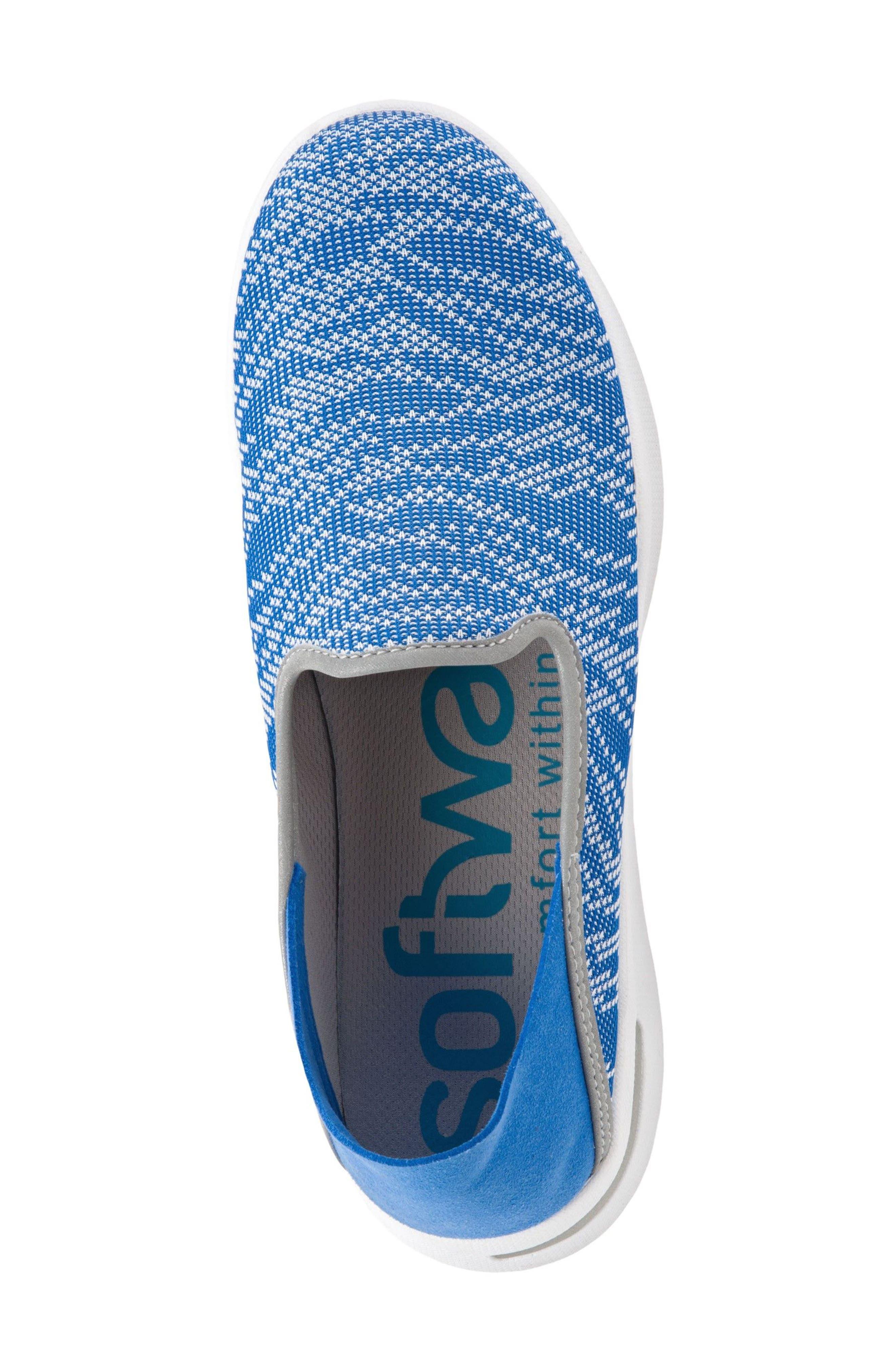 Alternate Image 3  - SoftWalk® Convertible Slip-On Sneaker (Women)