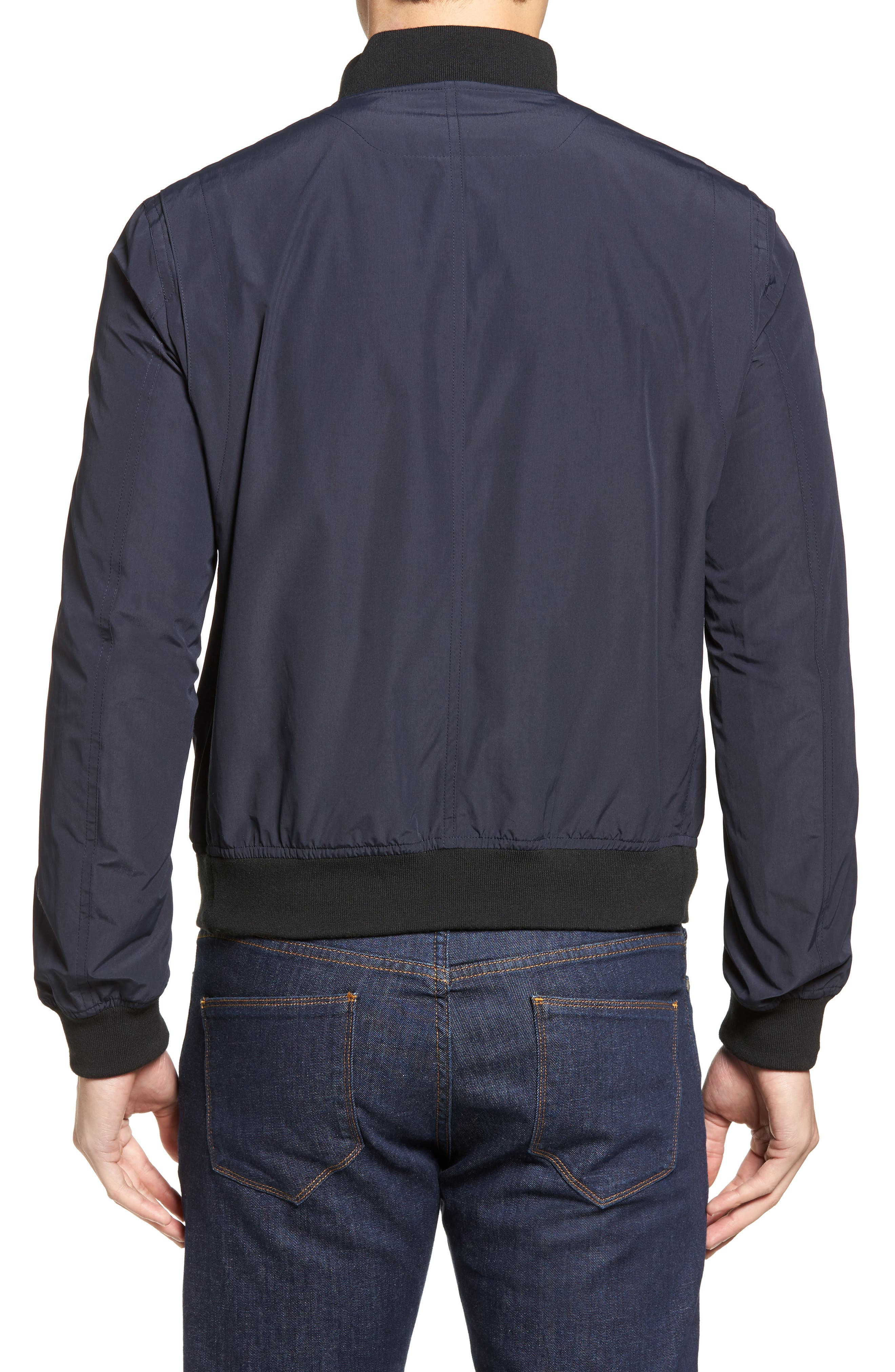 Alternate Image 2  - Sanyo Water Repellent Jacket