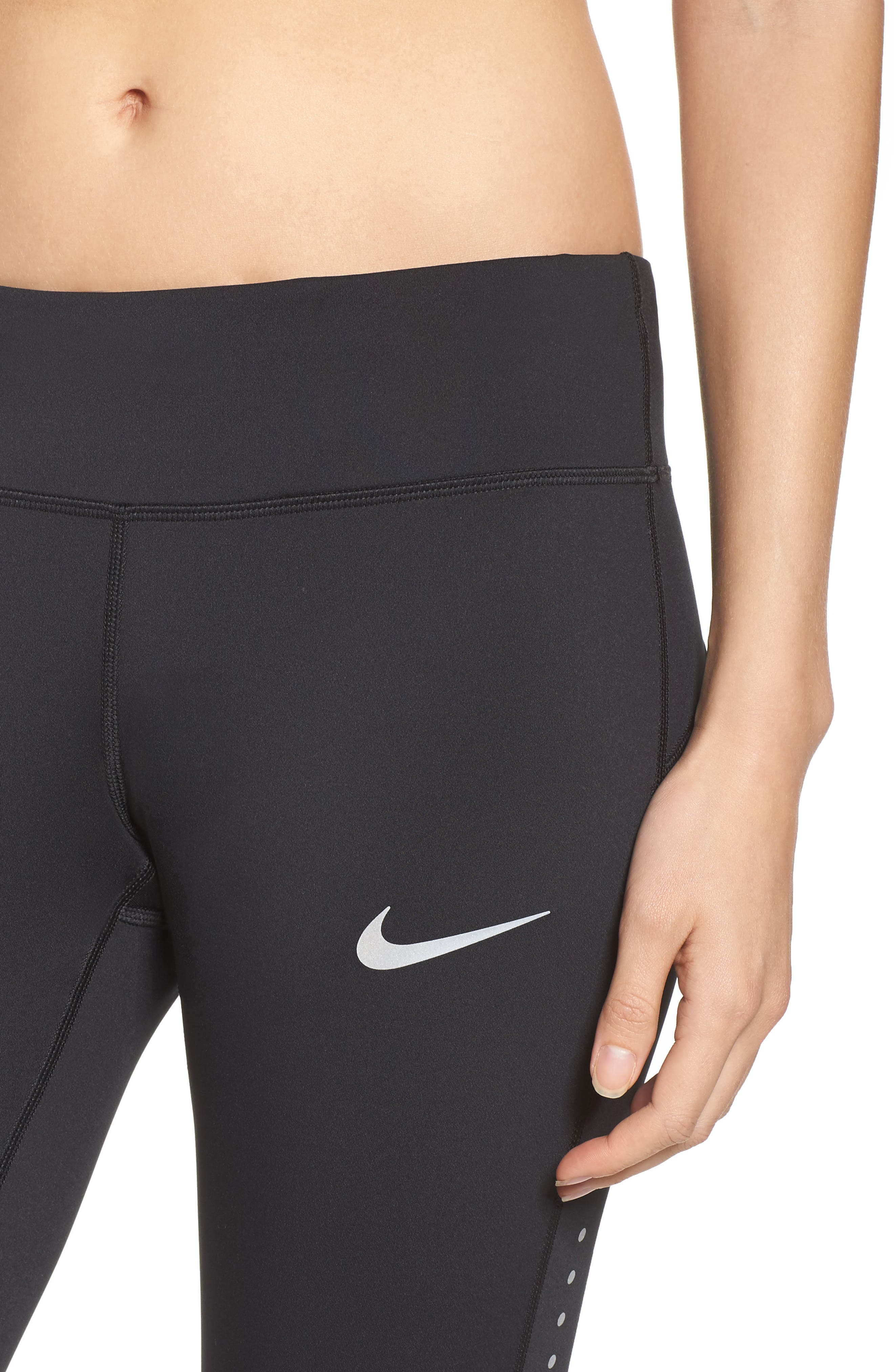 Alternate Image 4  - Nike Power Epic Running Tights