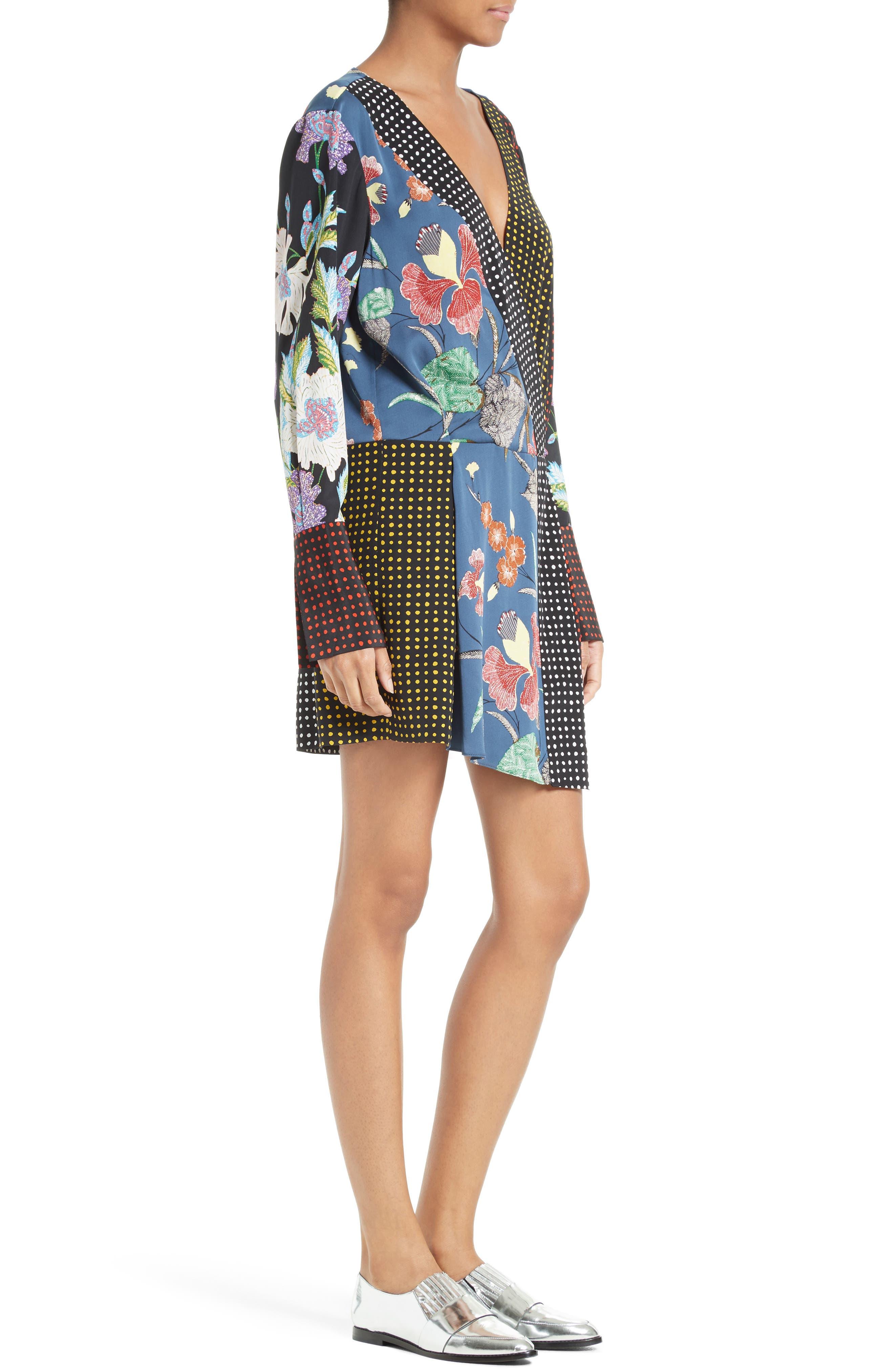 Alternate Image 3  - Diane von Furstenberg Faux Wrap Dress