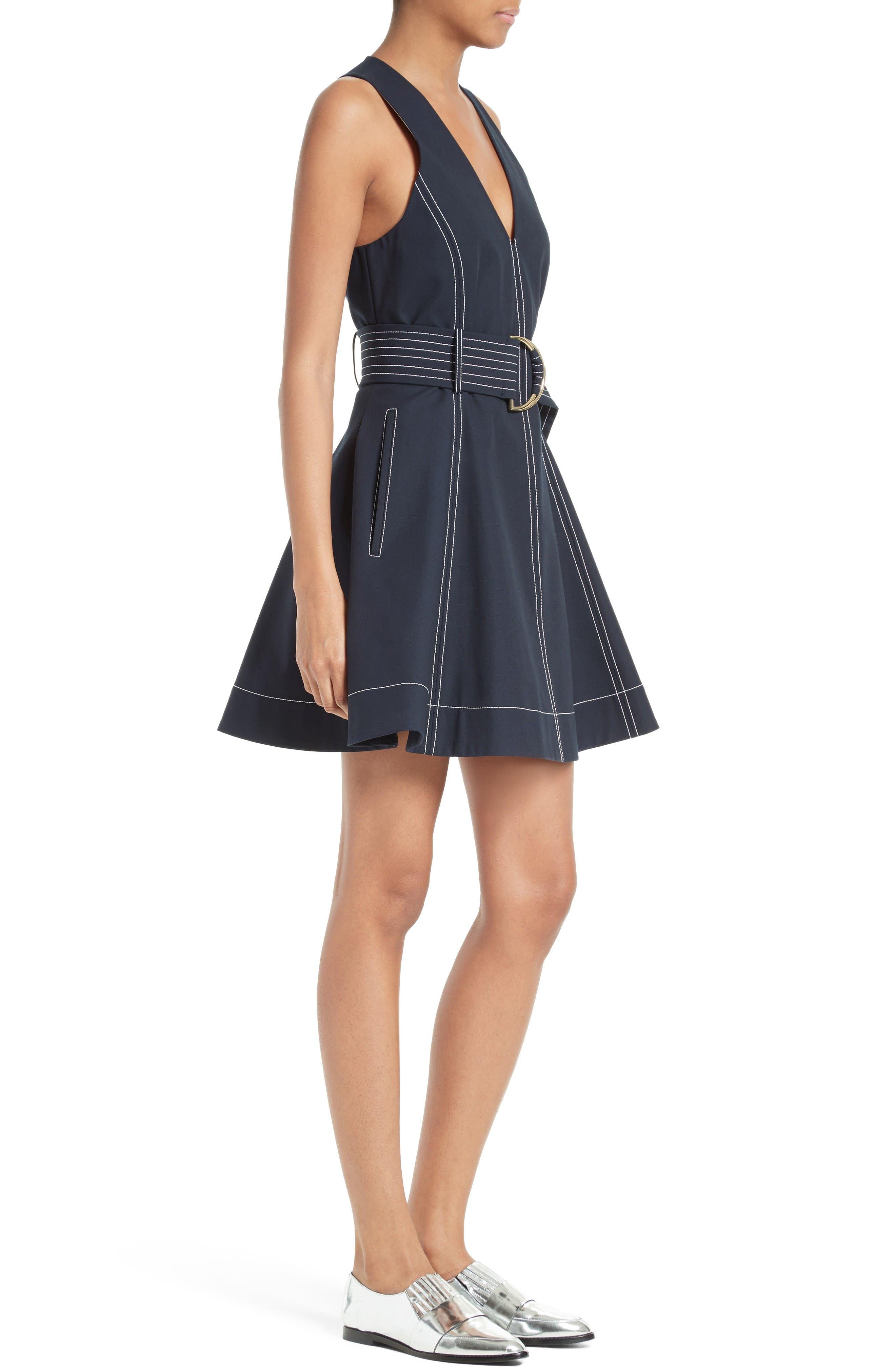 Alternate Image 3  - Diane von Furstenberg Fit & Flare Dress