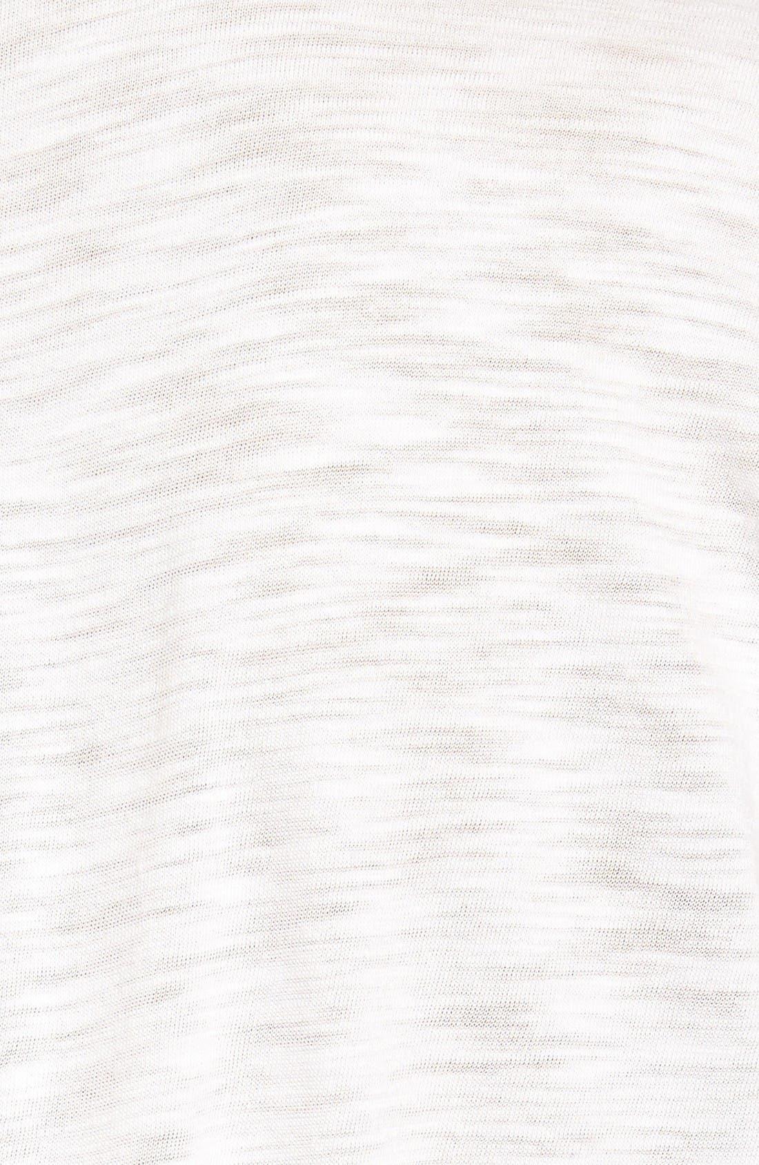 Alternate Image 5  - Ruffle Sleeve Tee