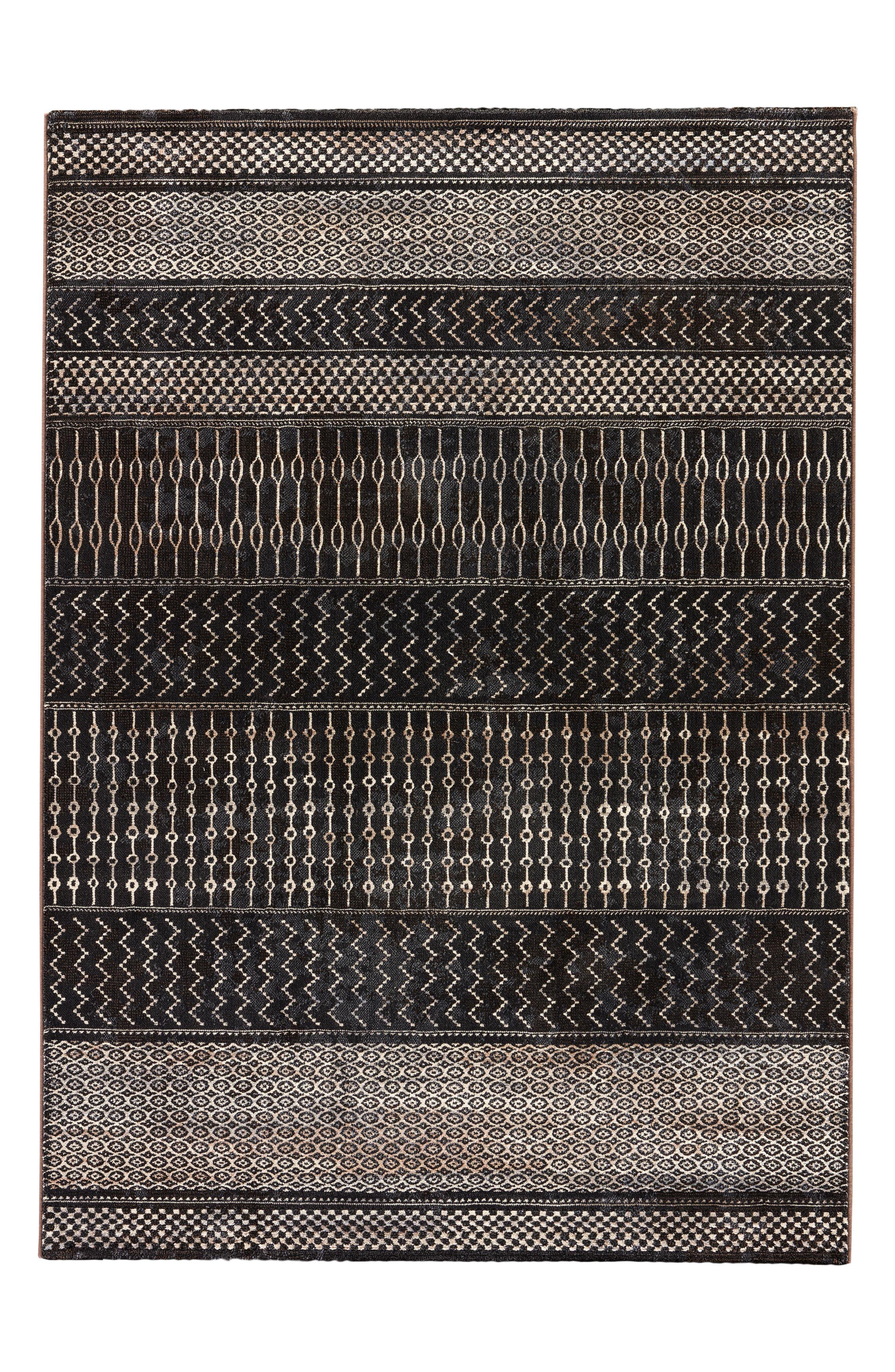 Contemporary Loft Rug,                         Main,                         color, Black