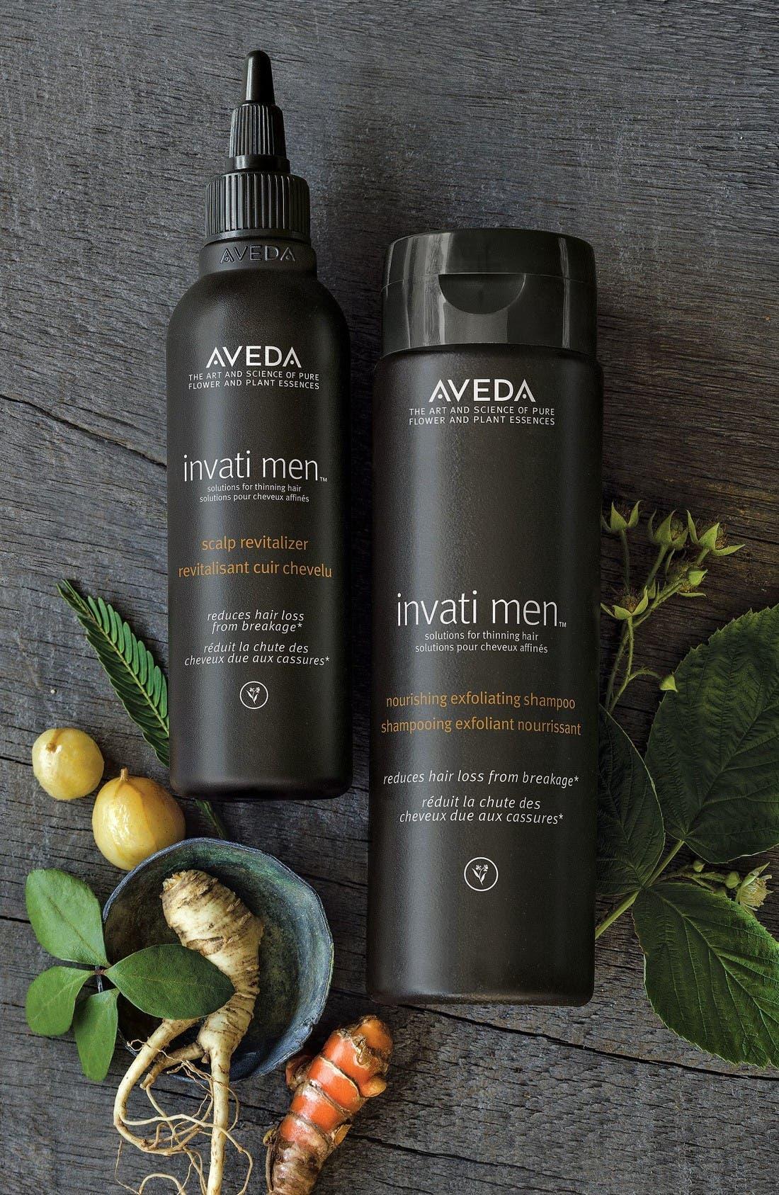 invati men<sup>™</sup> Nourishing Exfoliating Shampoo,                             Alternate thumbnail 2, color,                             No Color