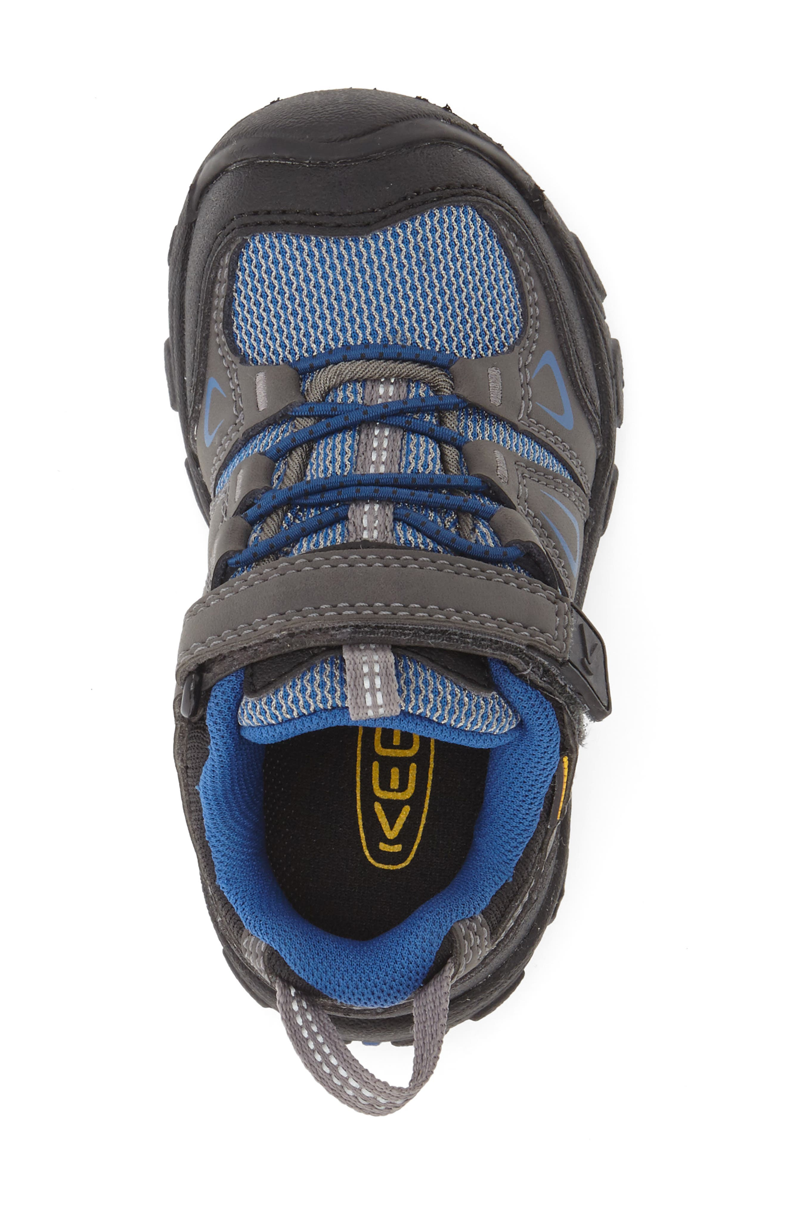 Oakridge Hiking Shoe,                             Alternate thumbnail 9, color,                             Magnet/ True Blue