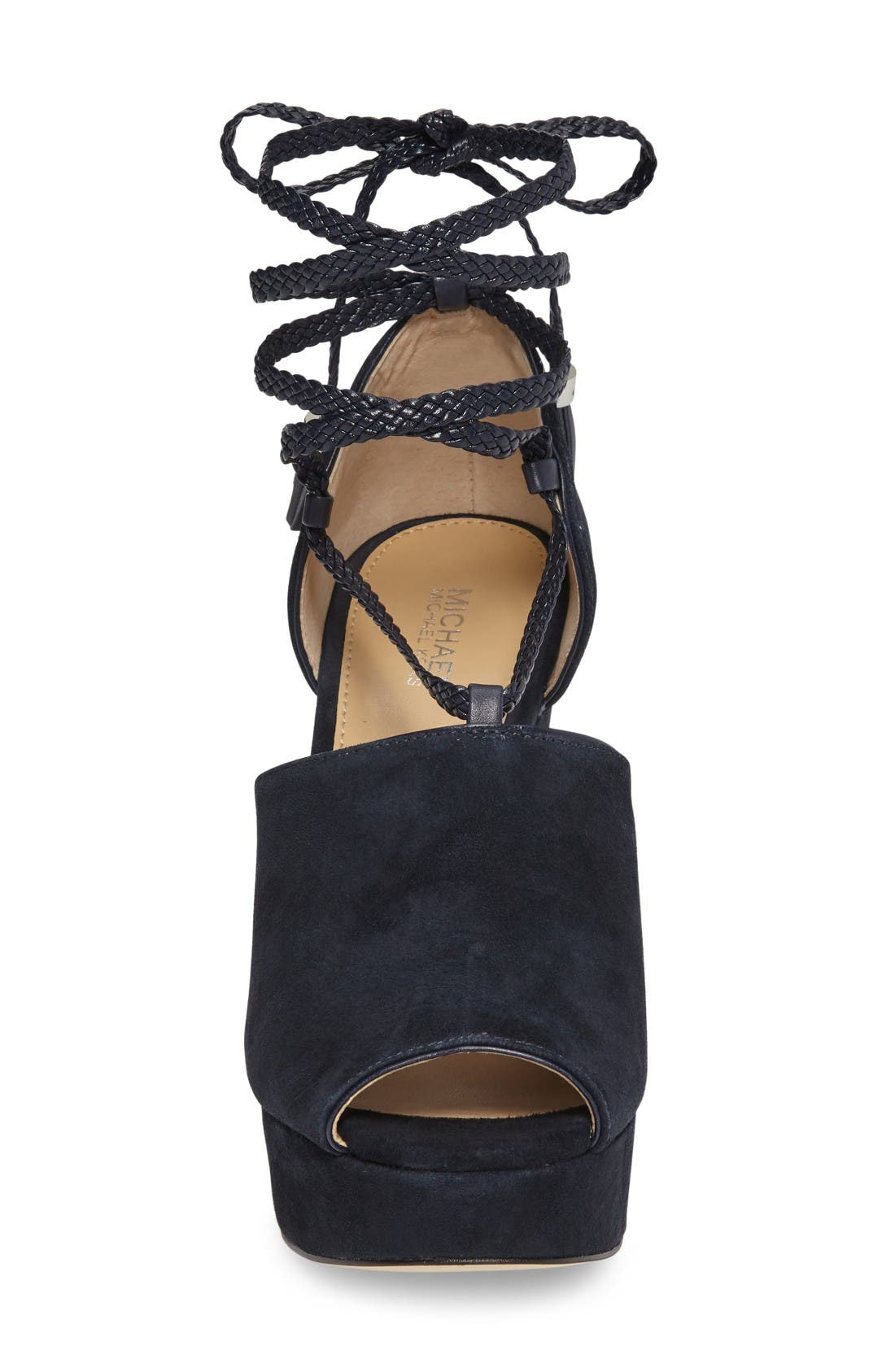 Alternate Image 3  - MICHAEL Michael Kors Hastings Platform Wedge (Women)