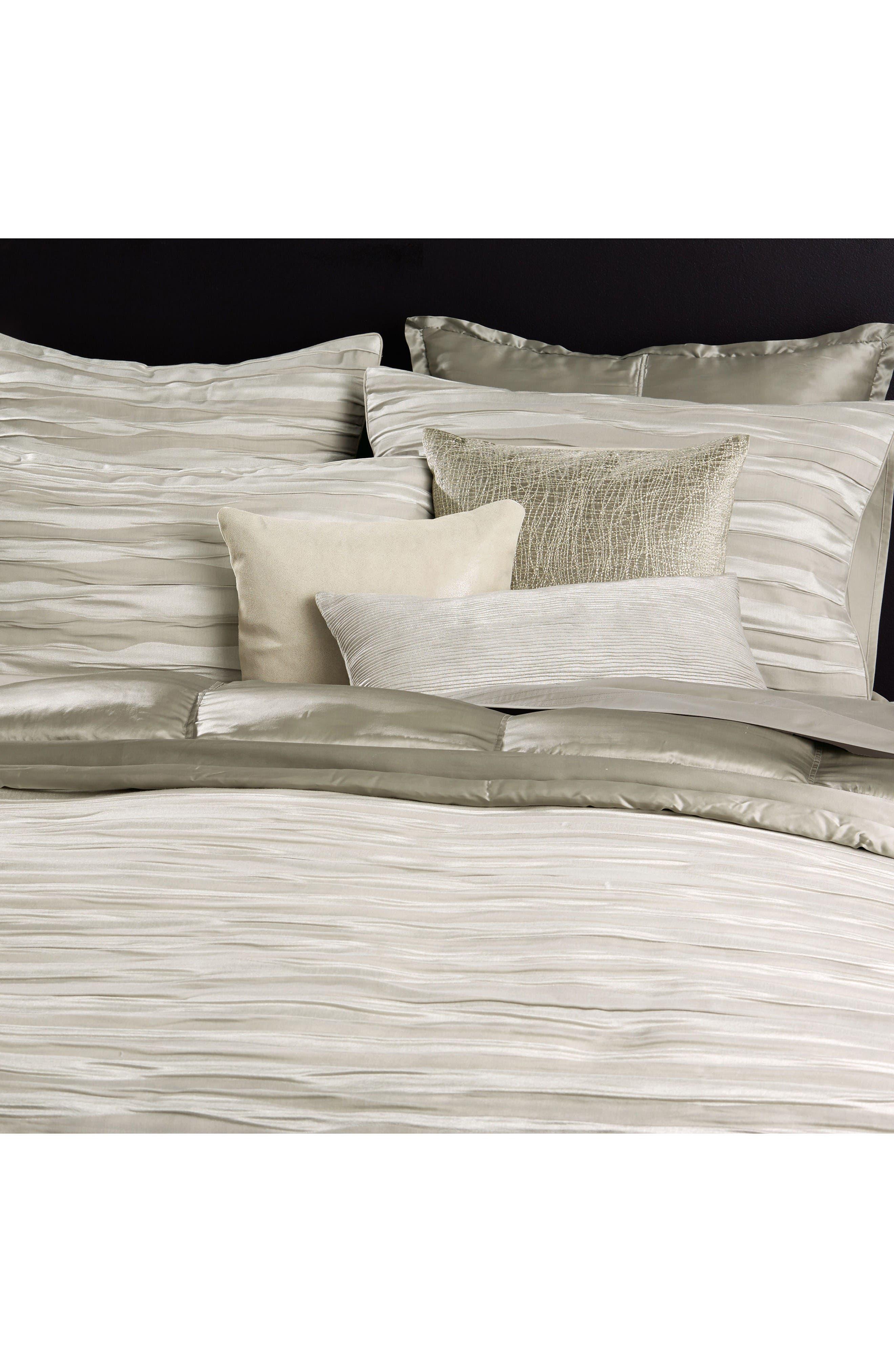 Alternate Image 3  - Donna Karan New York Tidal Accent Pillow