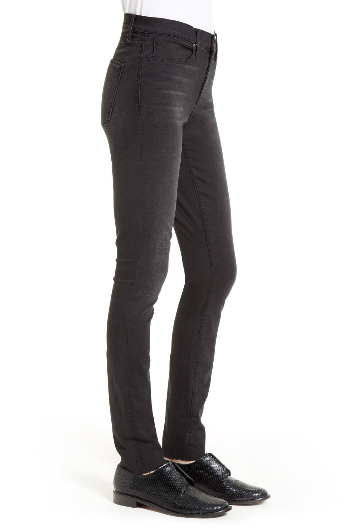 Alternate Image 3  - AYR The Skinny Stretch Denim Jeans