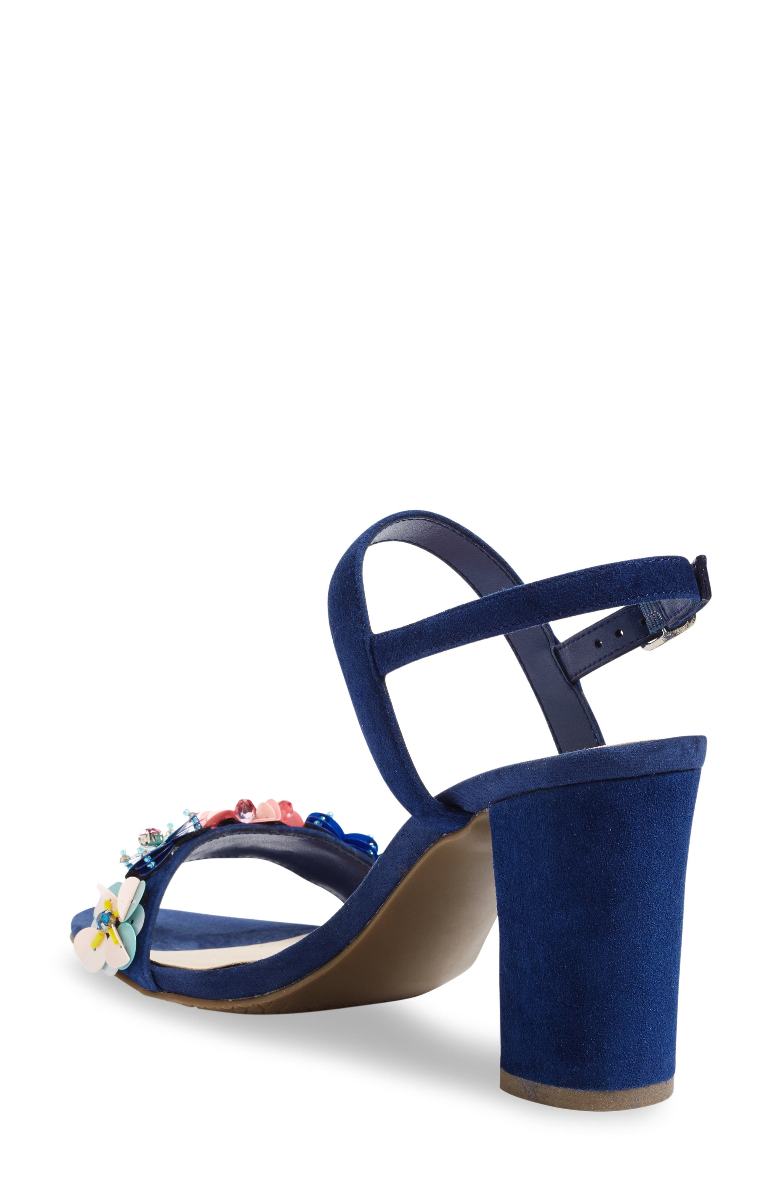 Alternate Image 2  - BP. Lula Block Heel Slingback Sandal (Women)