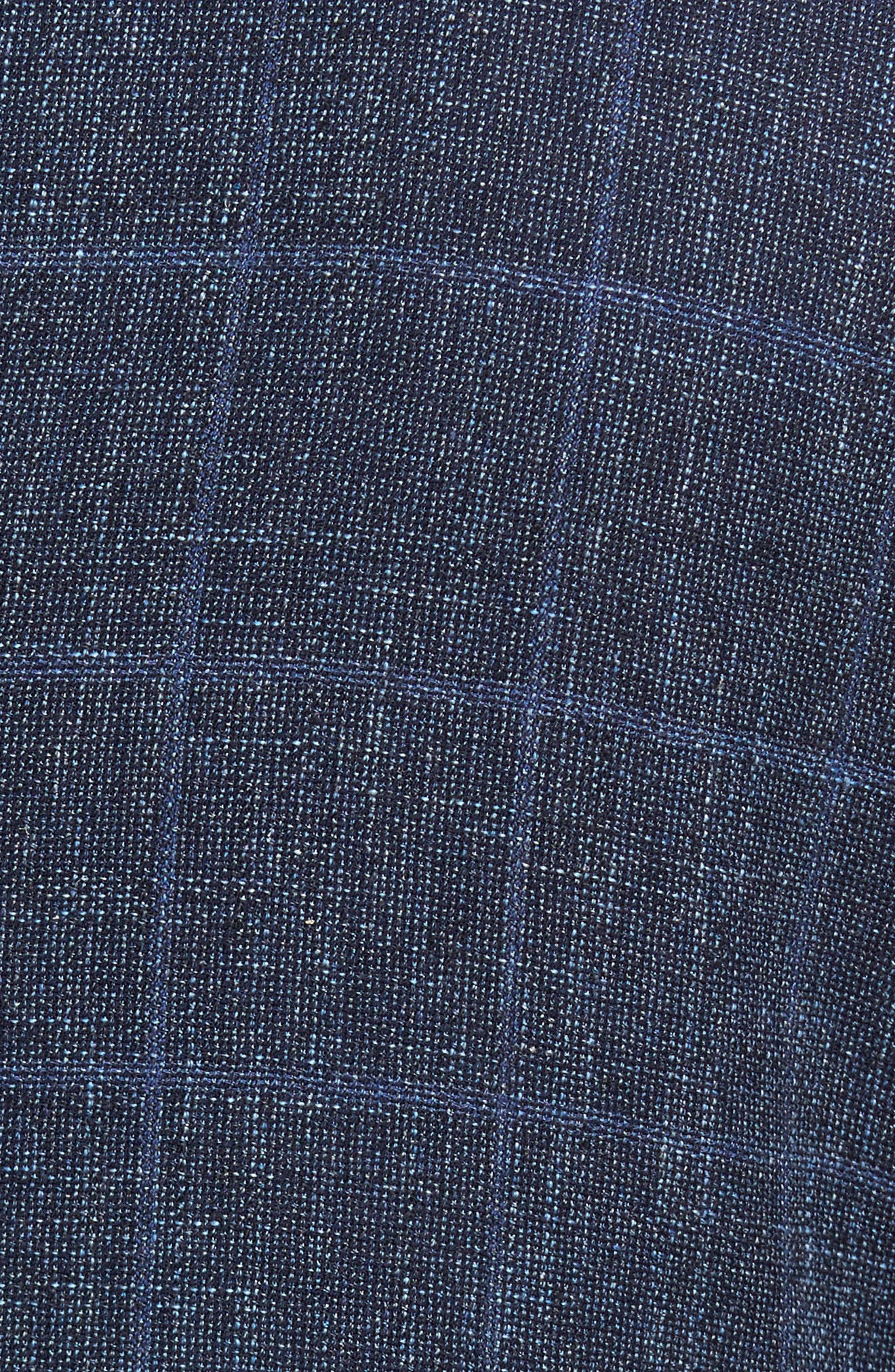 Alternate Image 5  - BOSS Nold Trim Fit Unconstructed Wool Blend Sport Coat