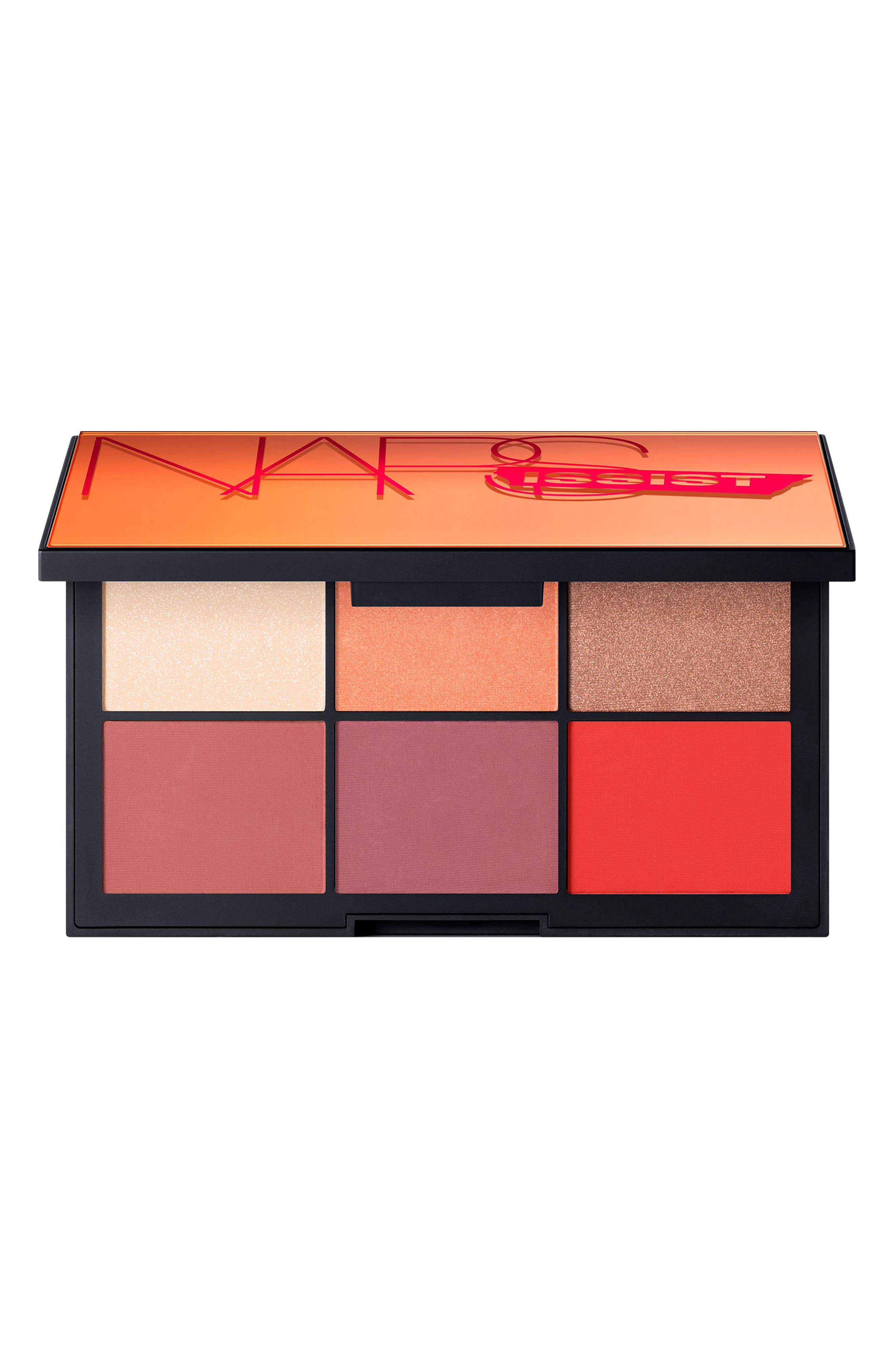 NARSissist Unfiltered Cheek Palette I,                             Main thumbnail 1, color,                             No Color