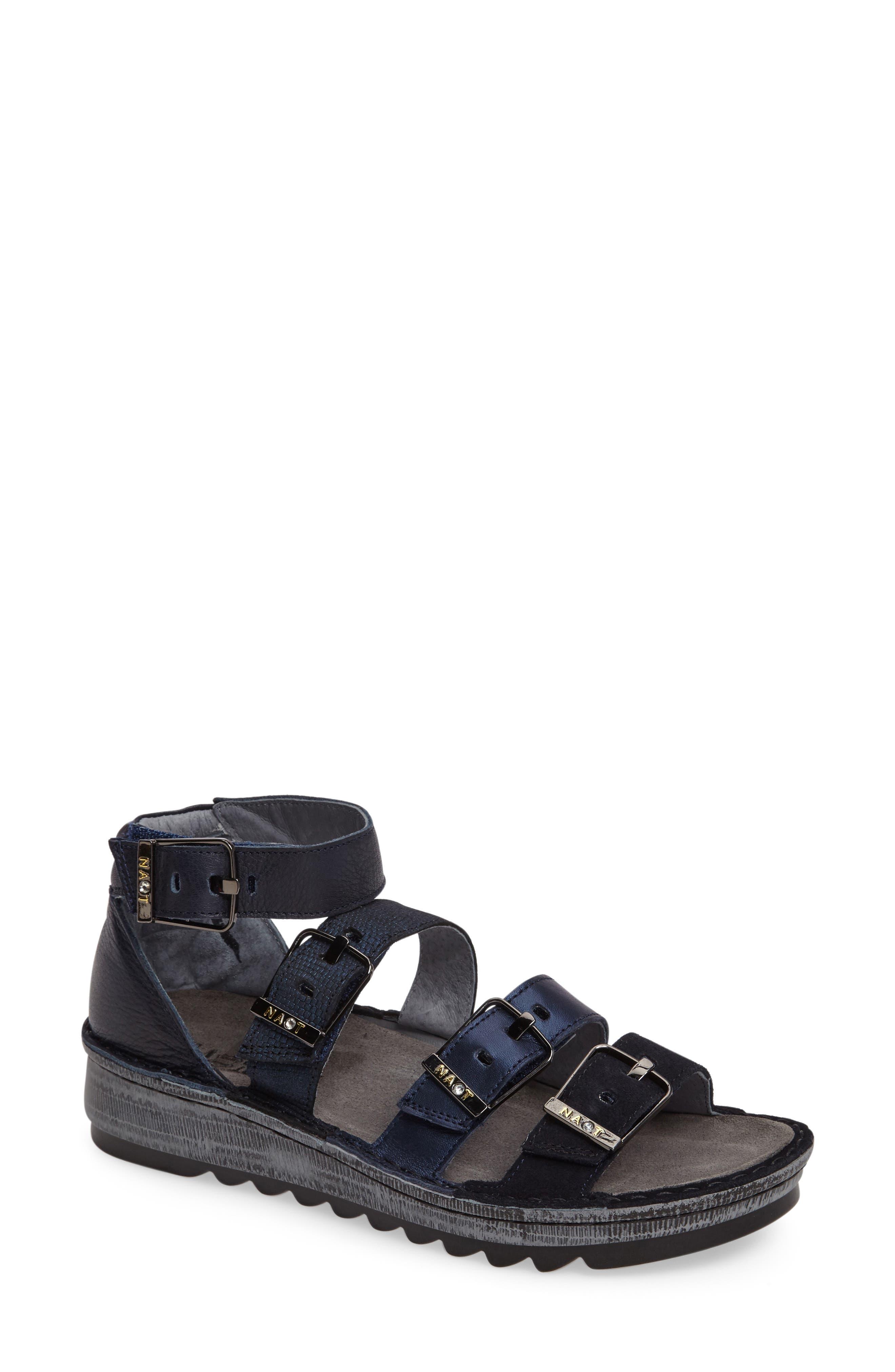 Naot 'Begonia' Sandal (Women)