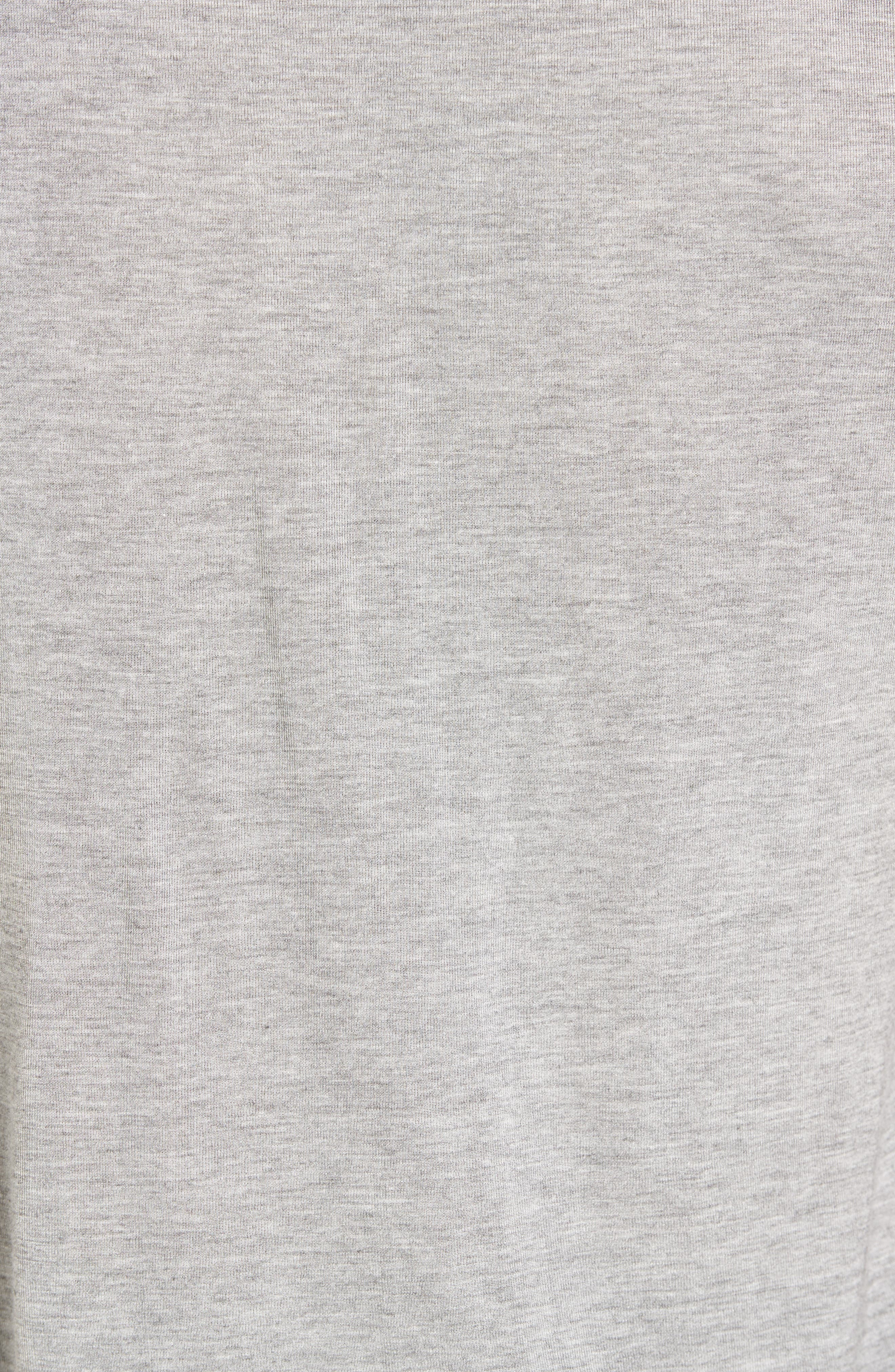 Graphic T-Shirt,                             Alternate thumbnail 5, color,                             Grey Heather