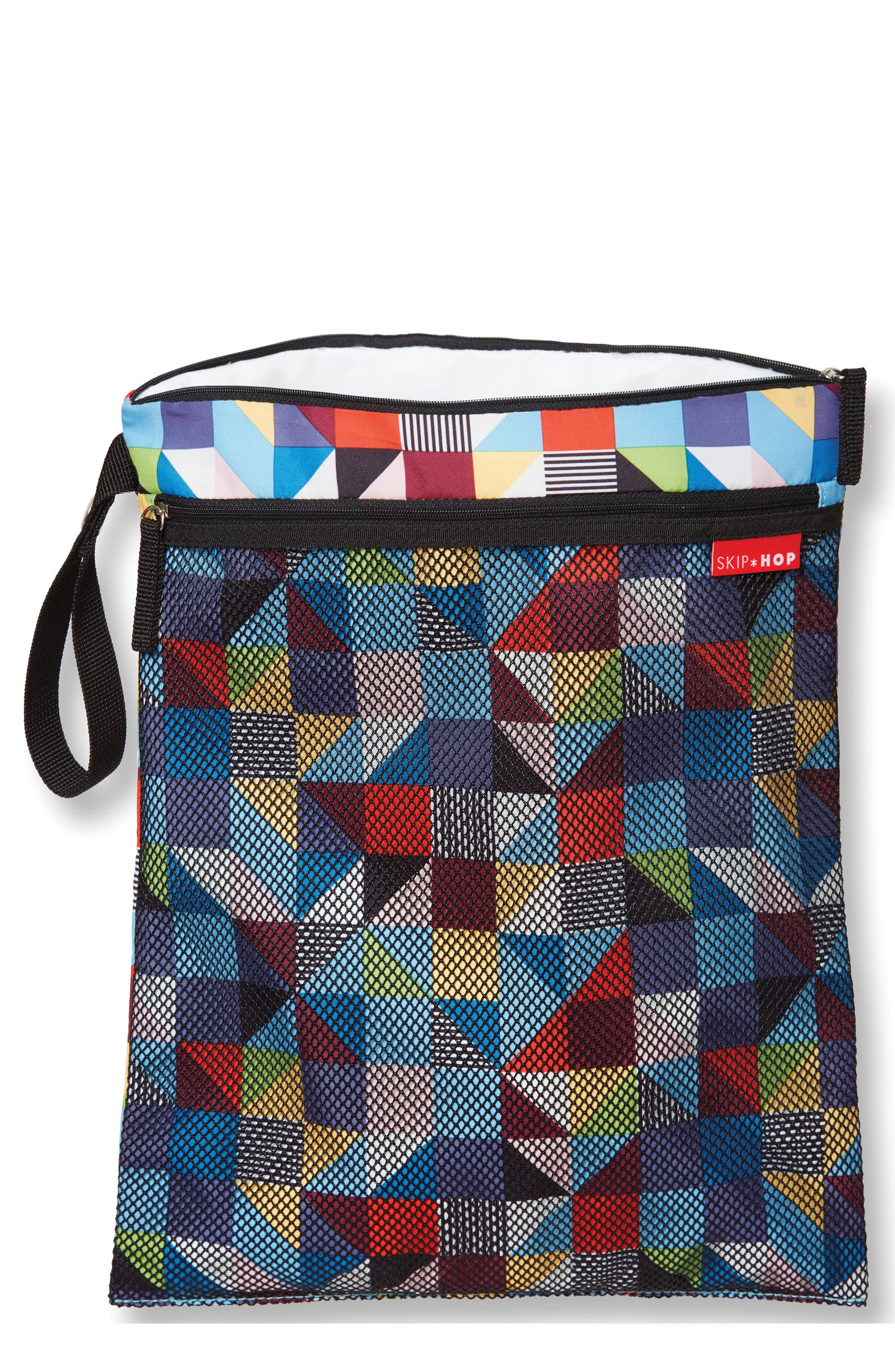 Alternate Image 1 Selected - Skip Hop 'Grab & Go' Wet/Dry Bag