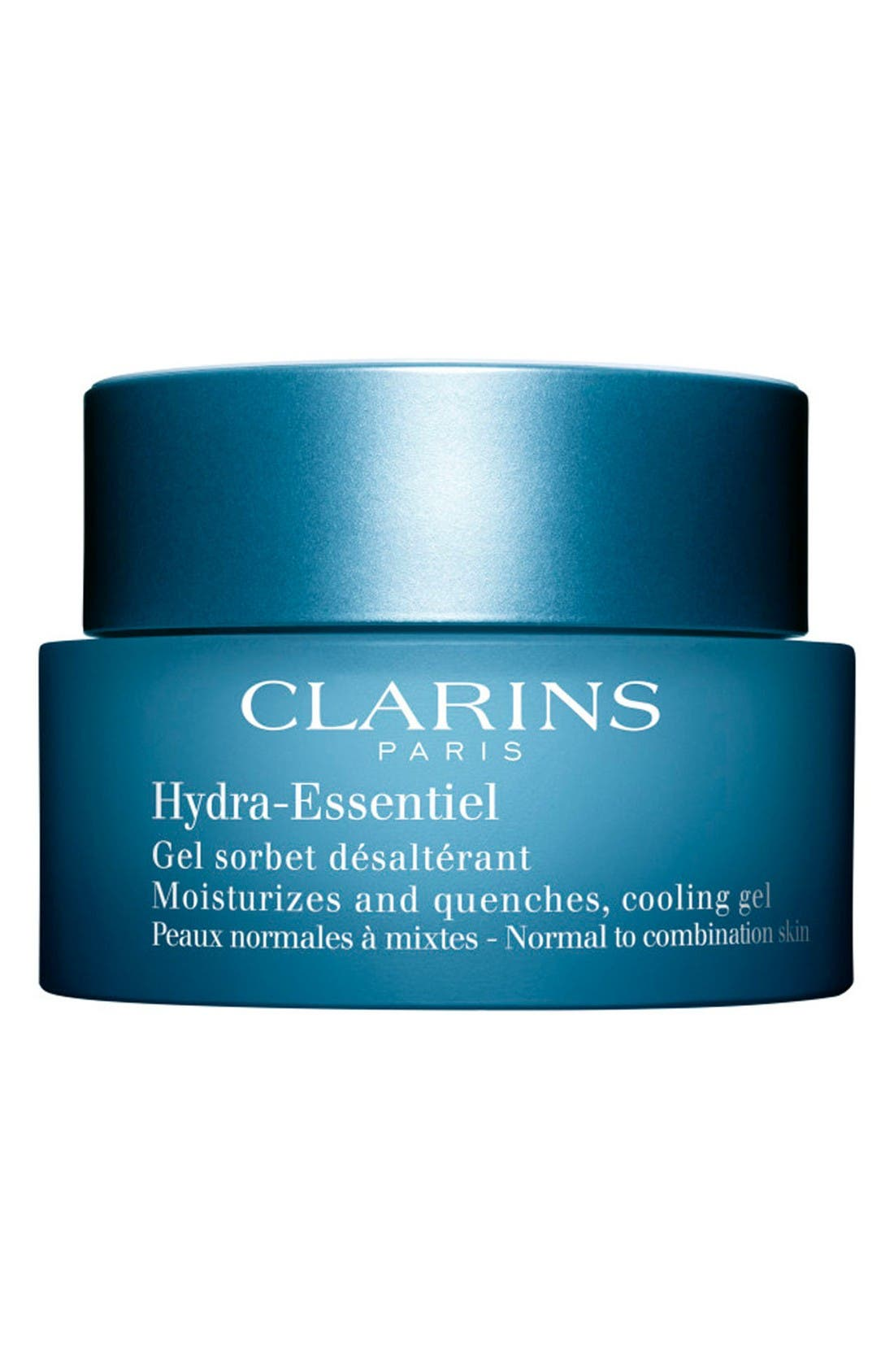 Main Image - Clarins Hydra-Essentiel Cream Gel