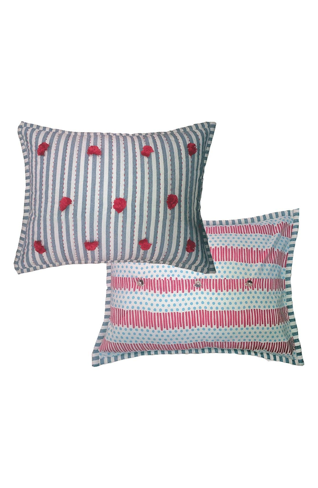 Main Image - Petit Pehr 'Rest My Little Head' Cotton Pillow
