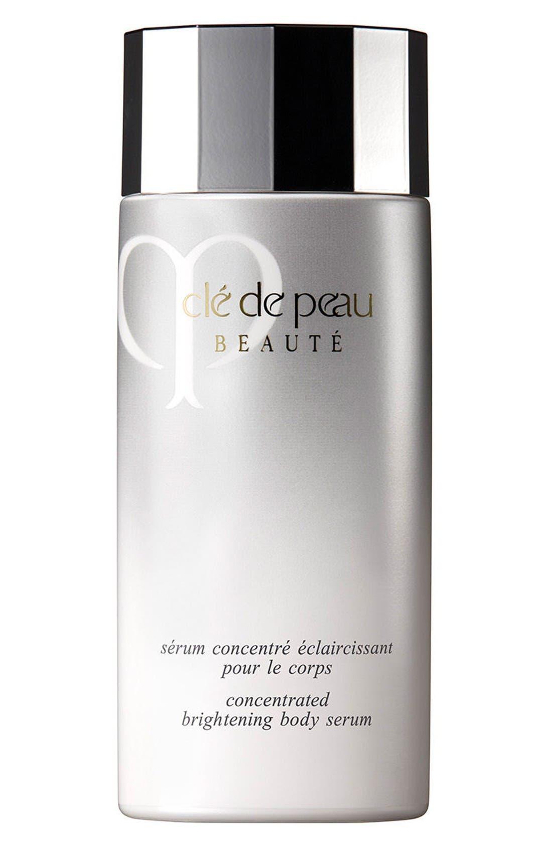 Main Image - Clé de Peau Beauté Concentrated Brightening Body Serum