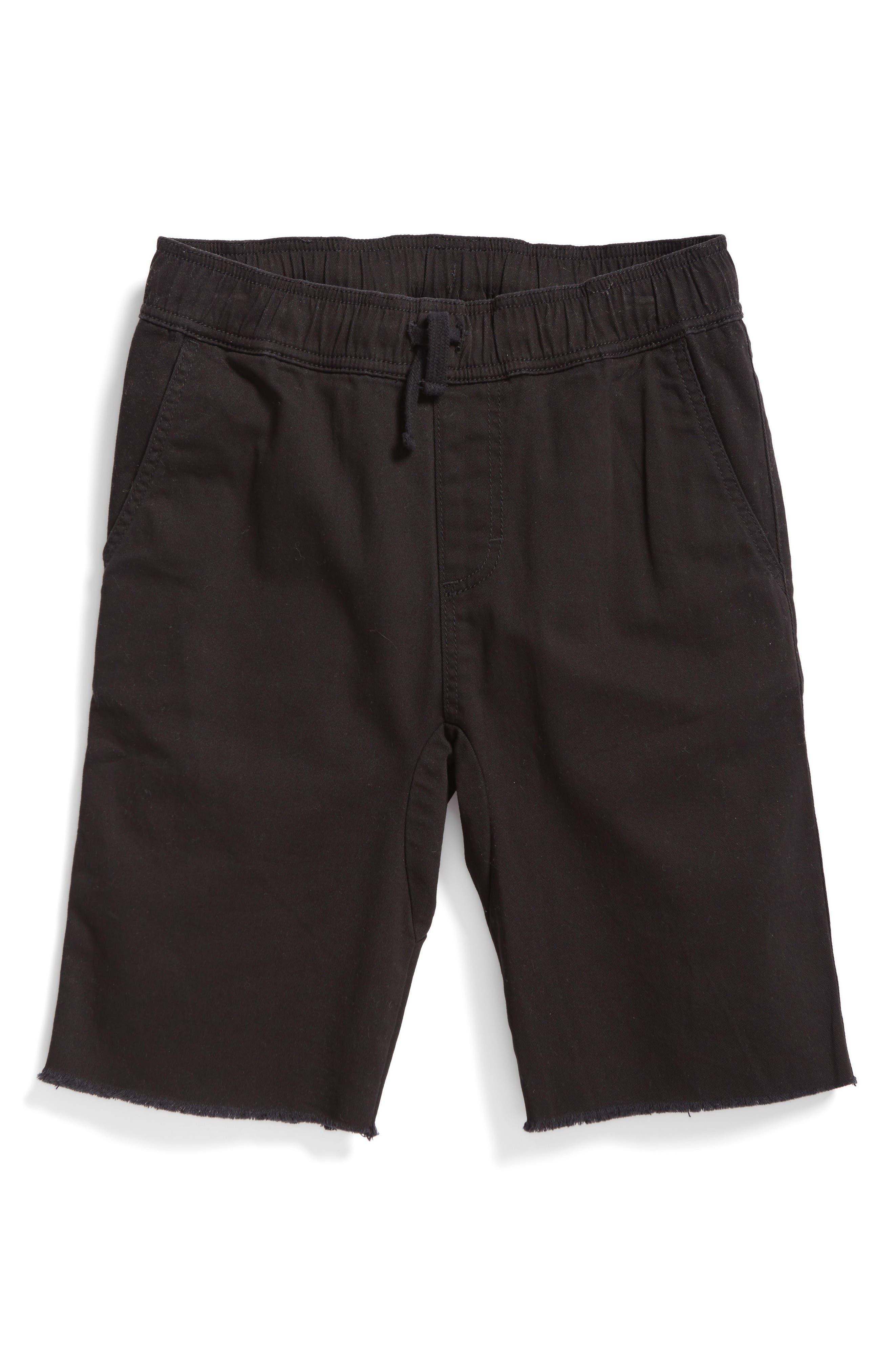 Jogger Shorts,                         Main,                         color, Black
