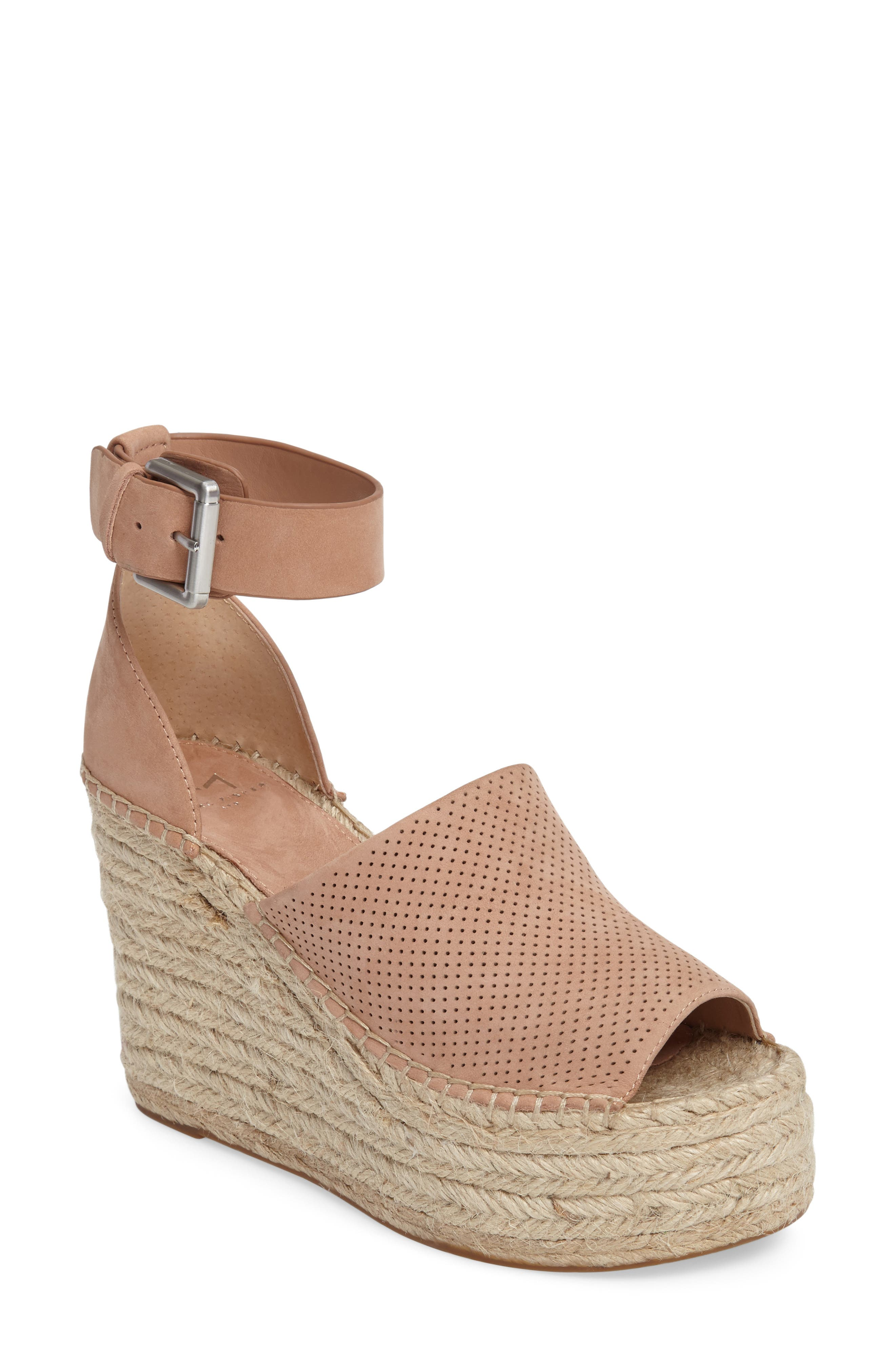 Marc Fisher LTD Adalyne Platform Wedge (Women)