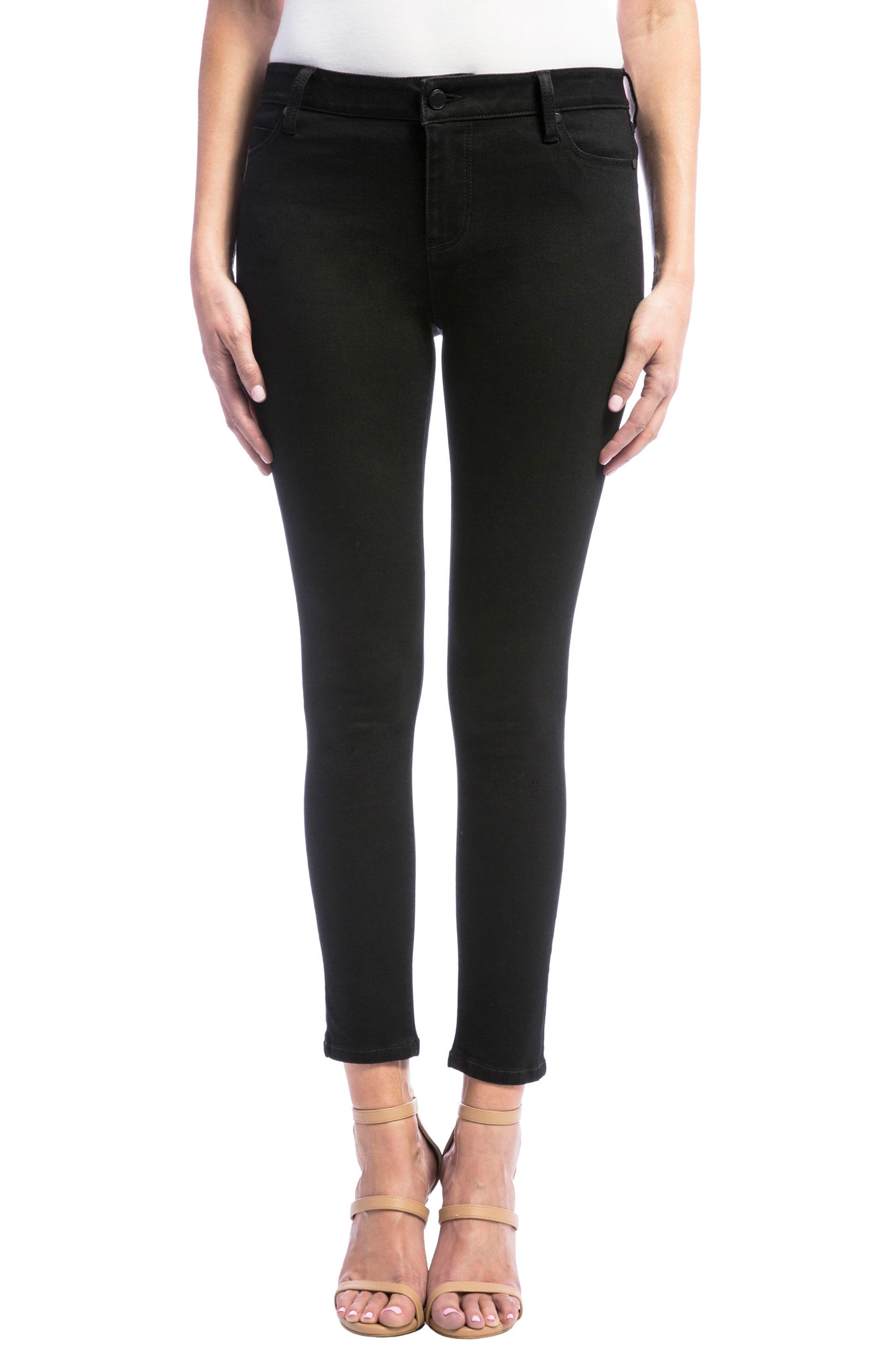 Main Image - Liverpool Jeans Company Penny Skinny Ankle Jeans