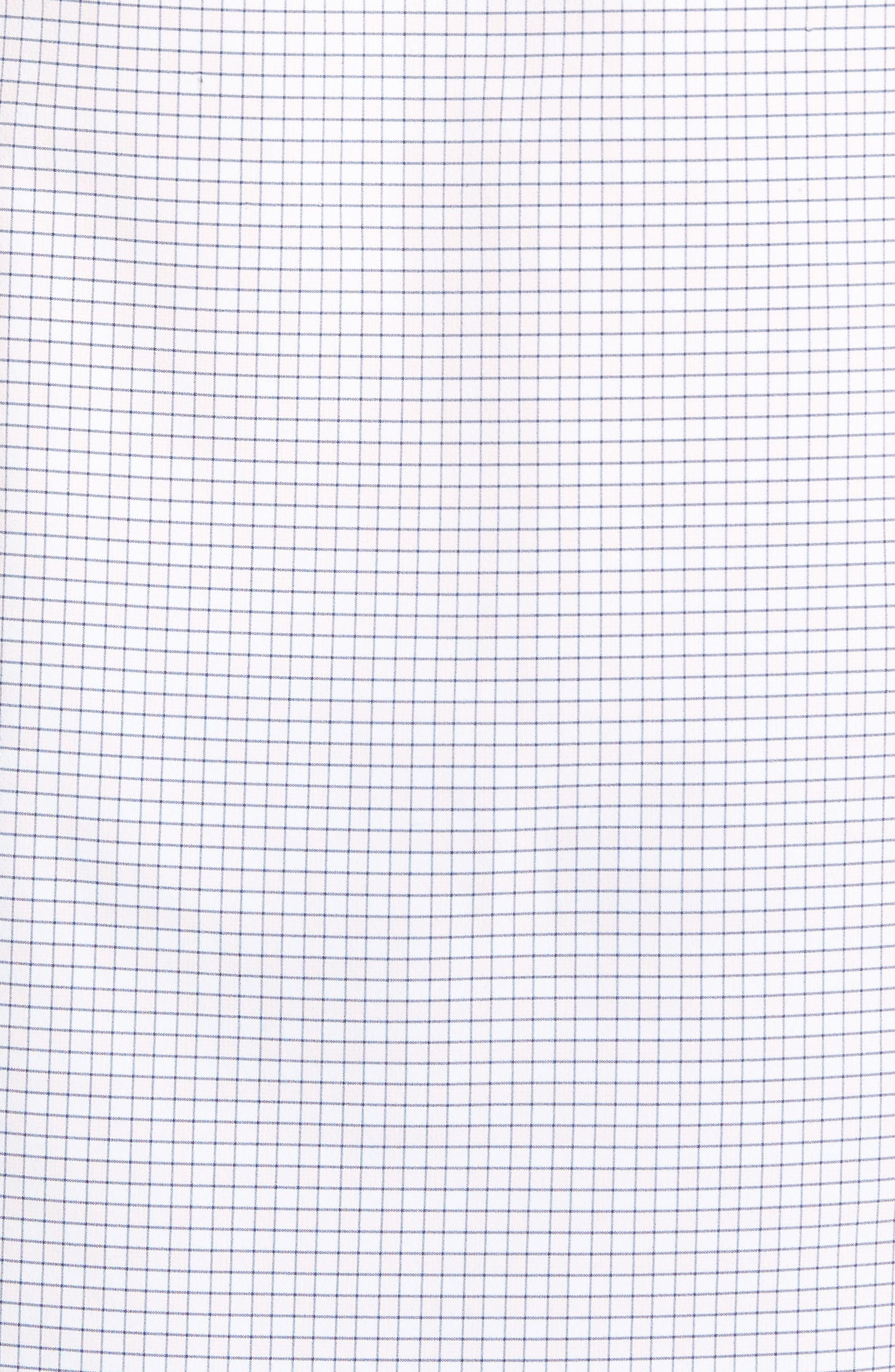 Alternate Image 5  - Mizzen+Main Fowler Illusion Gingham Performance Sport Shirt